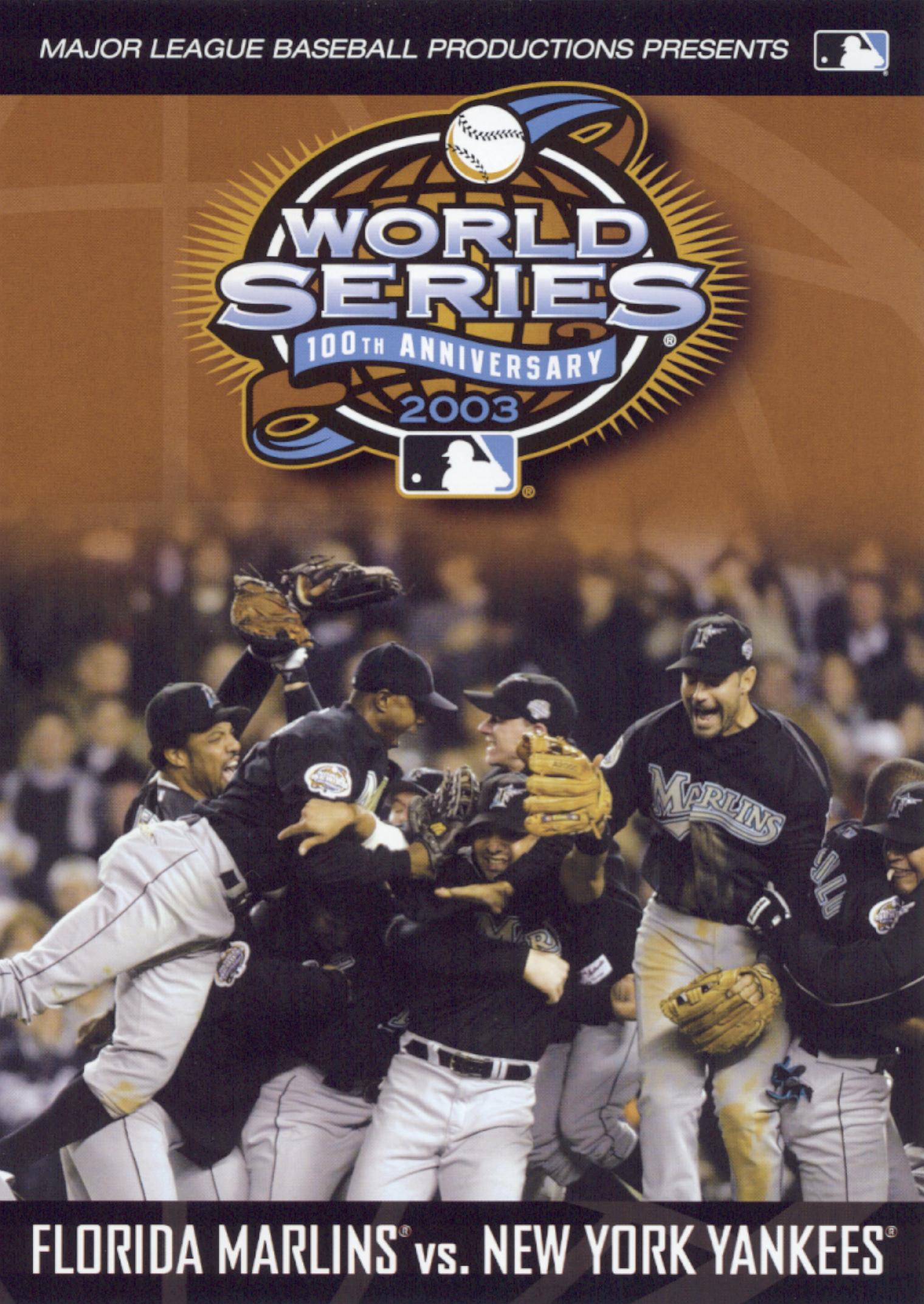 MLB: 2003 World Series - Florida Marlins vs. New York Yankees