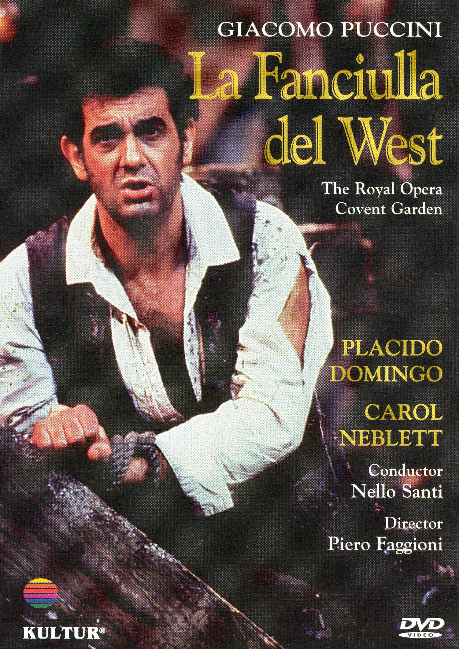 La Fanciulla del West (The Royal Opera)