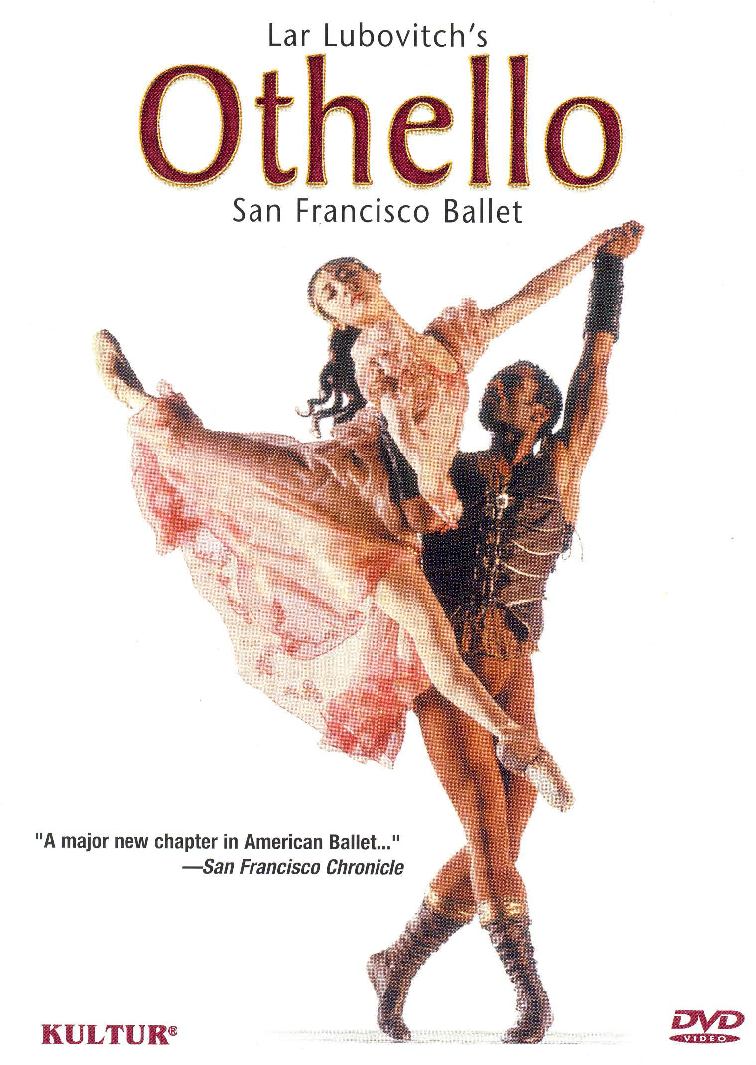 Othello (San Francisco Ballet)