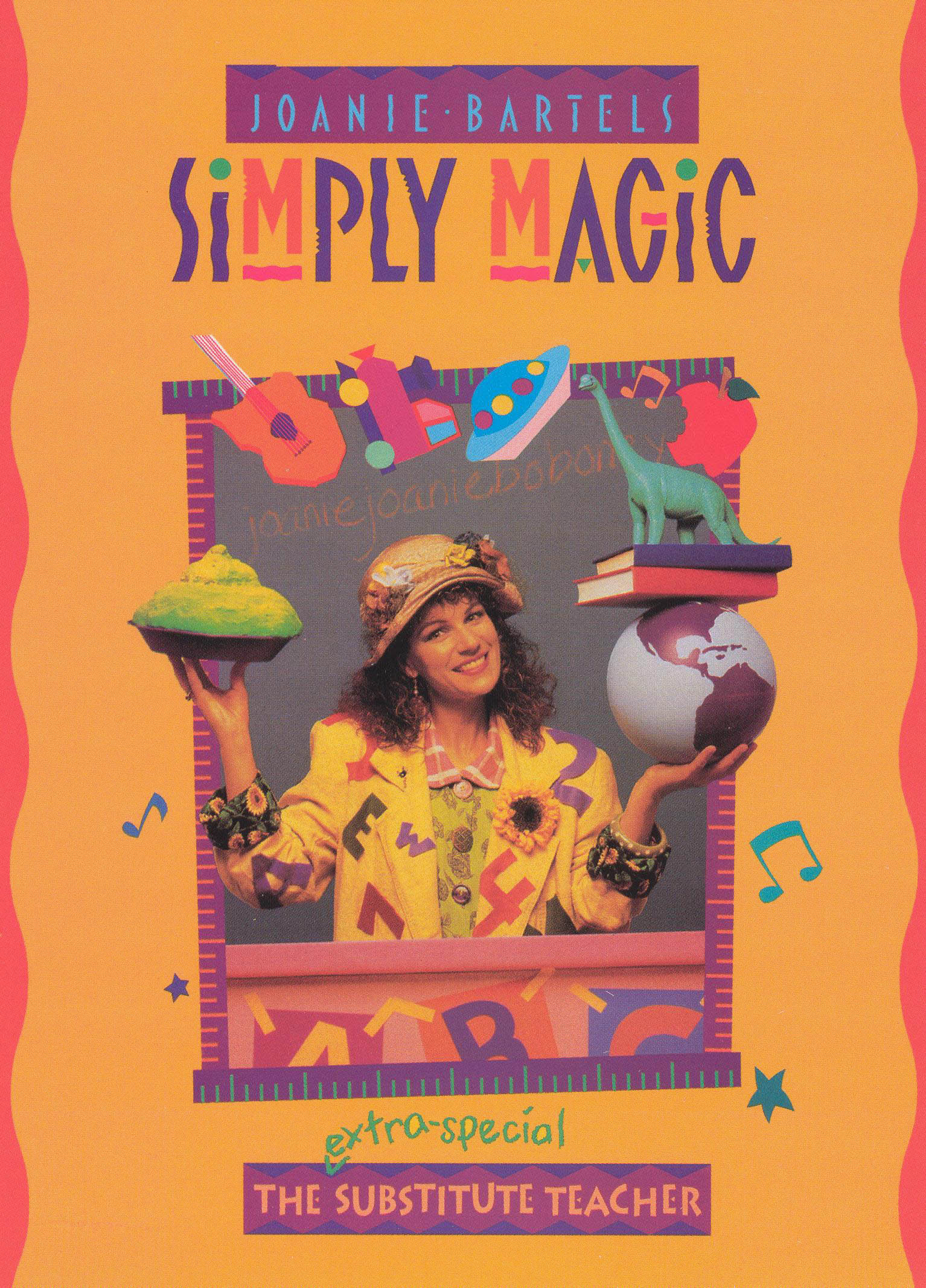 Joanie Bartels: Simply Magic, Episode 2 - The Extra-Special Substitute Teacher