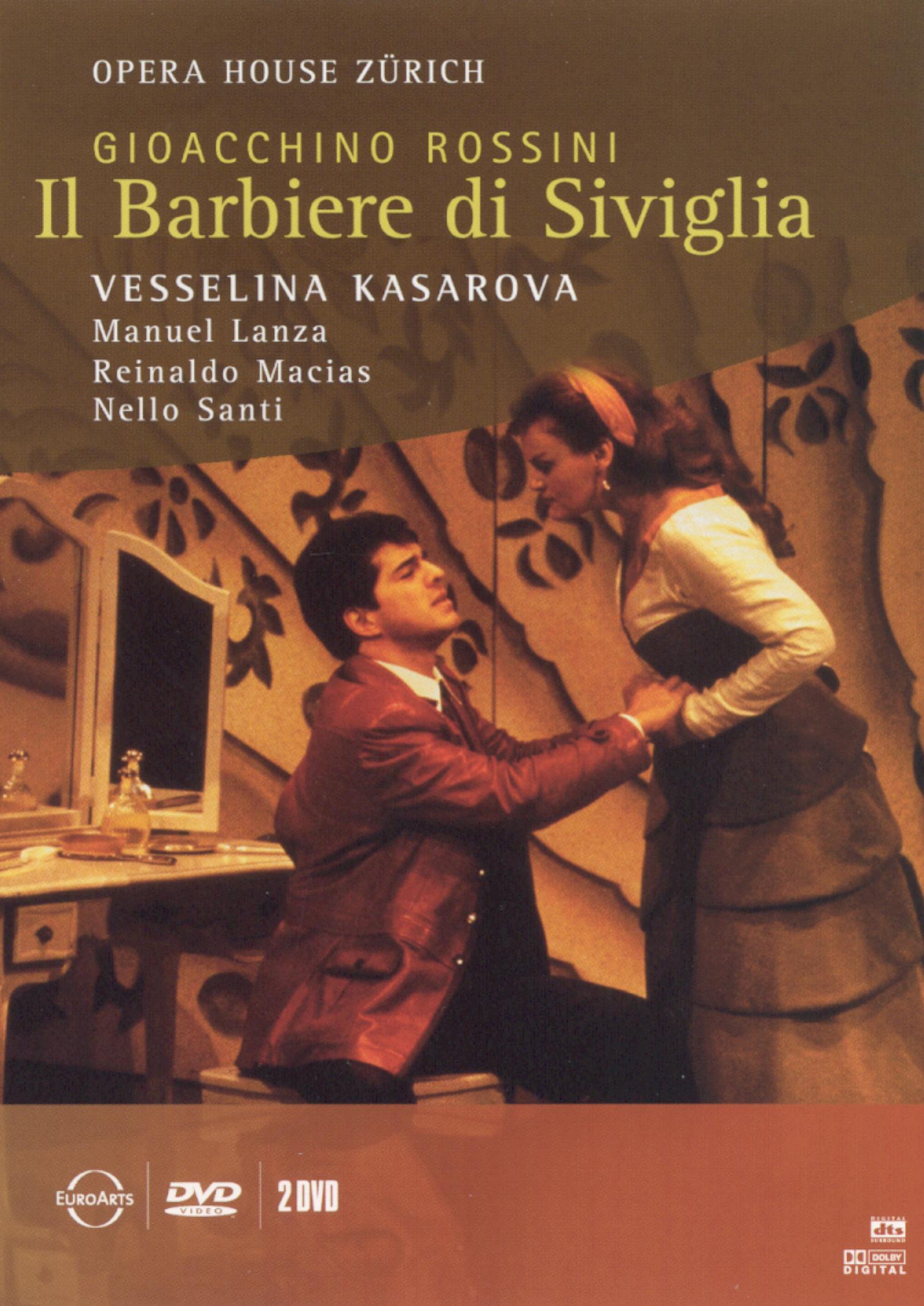 The Barber of Seville (Opera House Zürich)