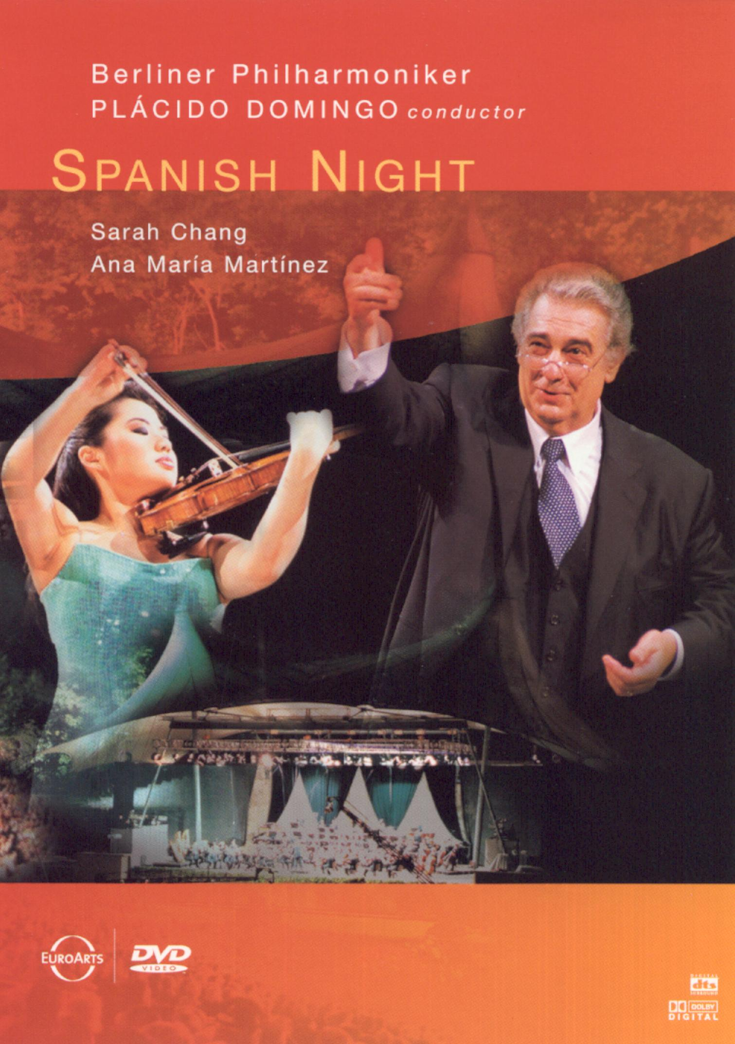 Spanish Night From the Berlin Waldbuhne