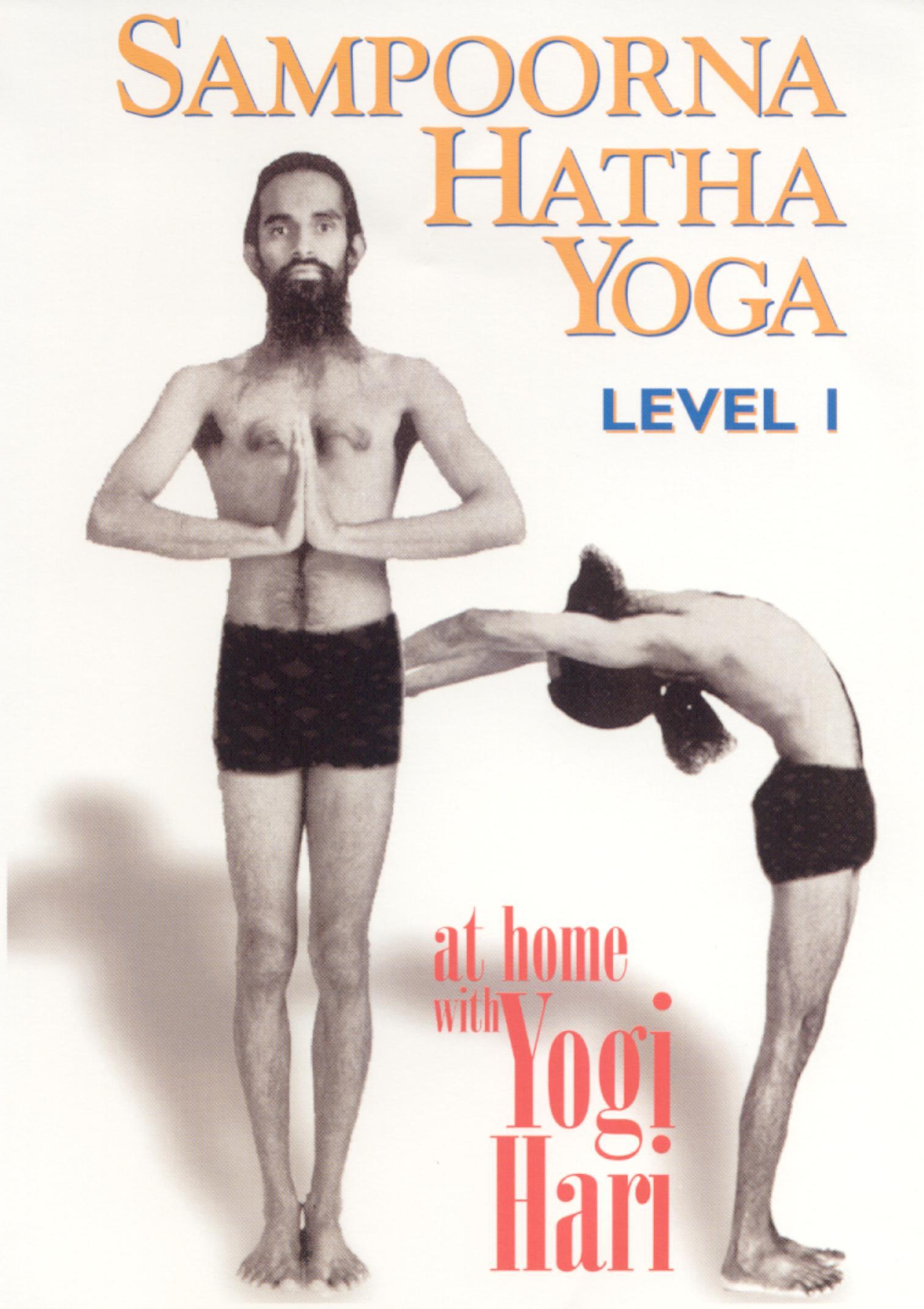 Sampoorna Hatha Yoga: Level 1