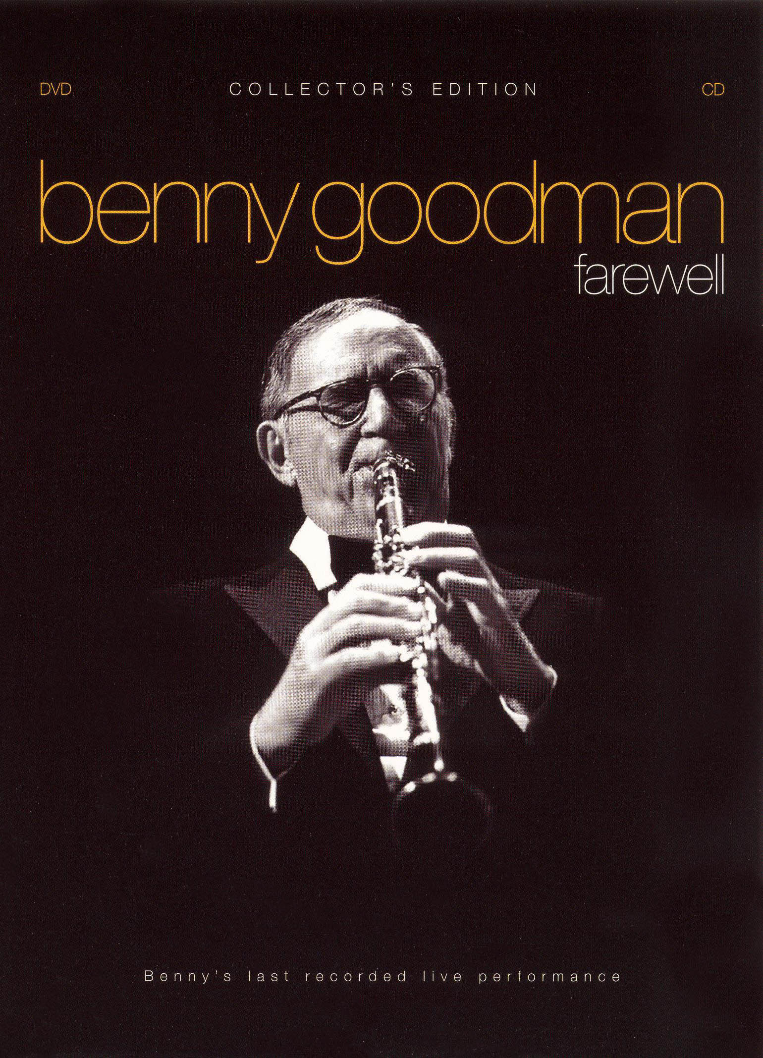 Benny Goodman: Farewell