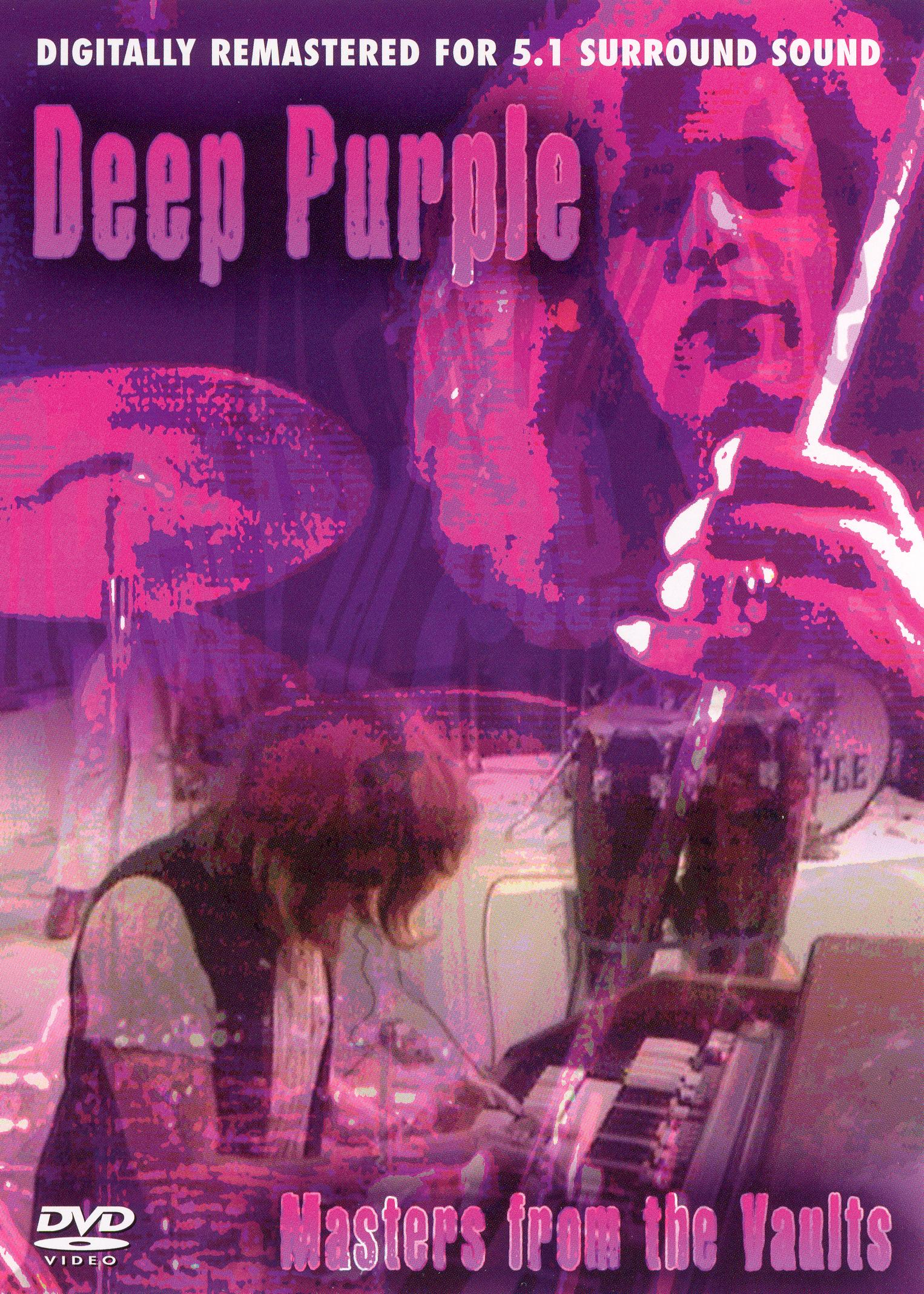 Masters From the Vaults: Deep Purple