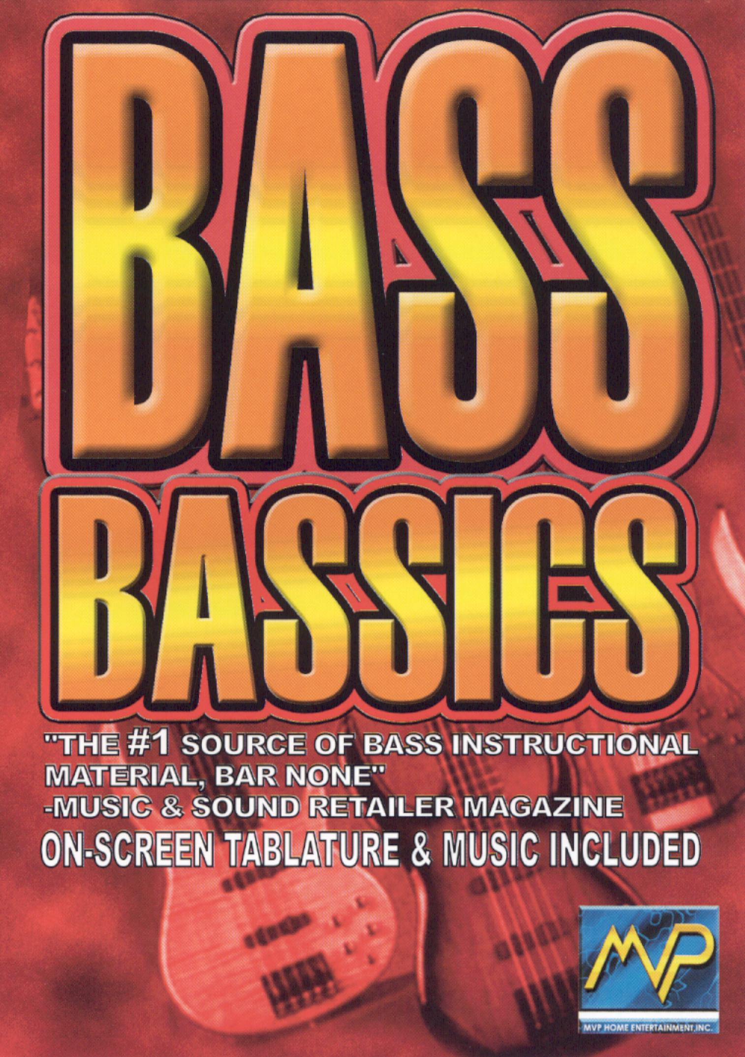 Guitar Method: Bass Basics