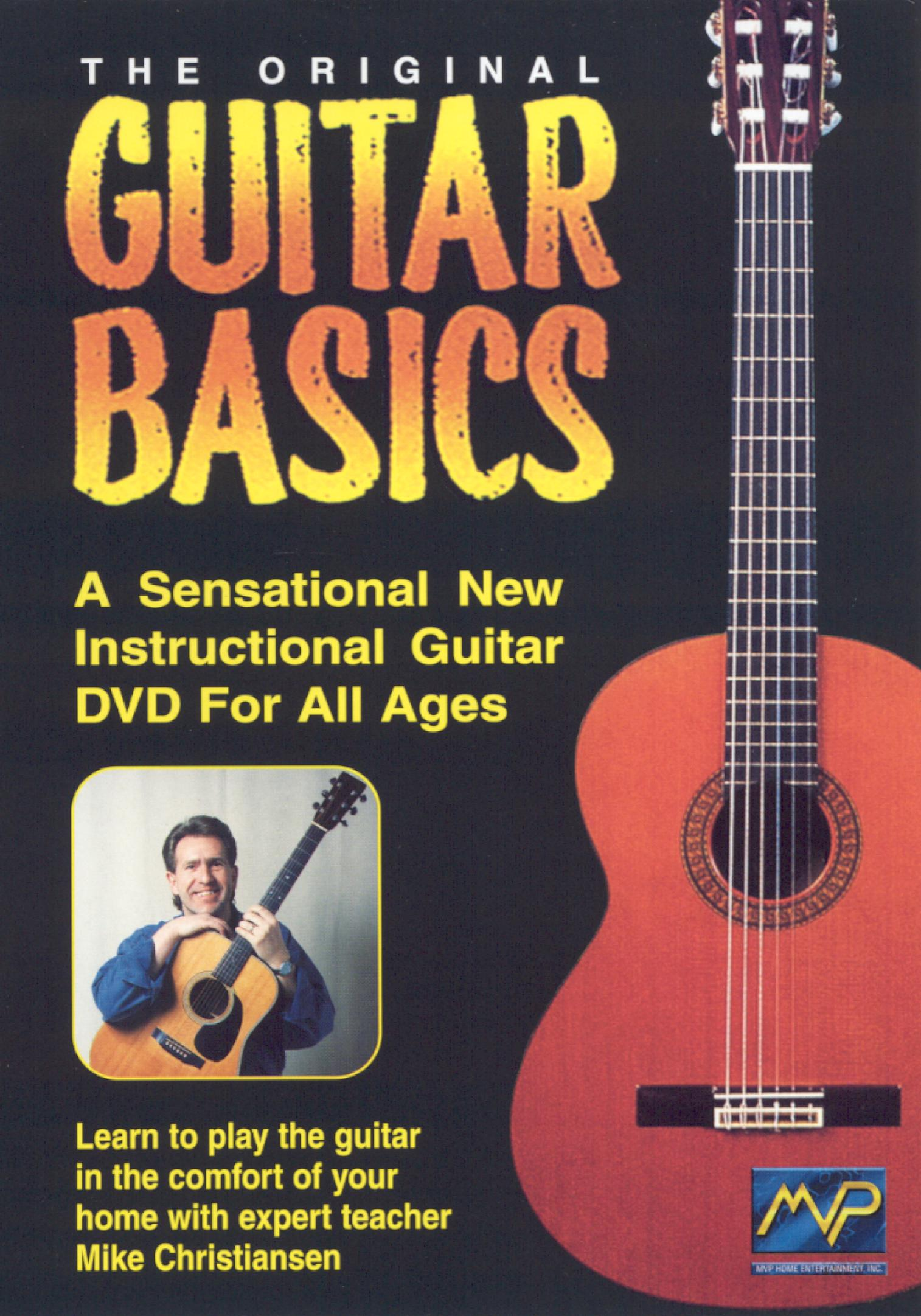 Guitar Method: The Original Guitar Basics