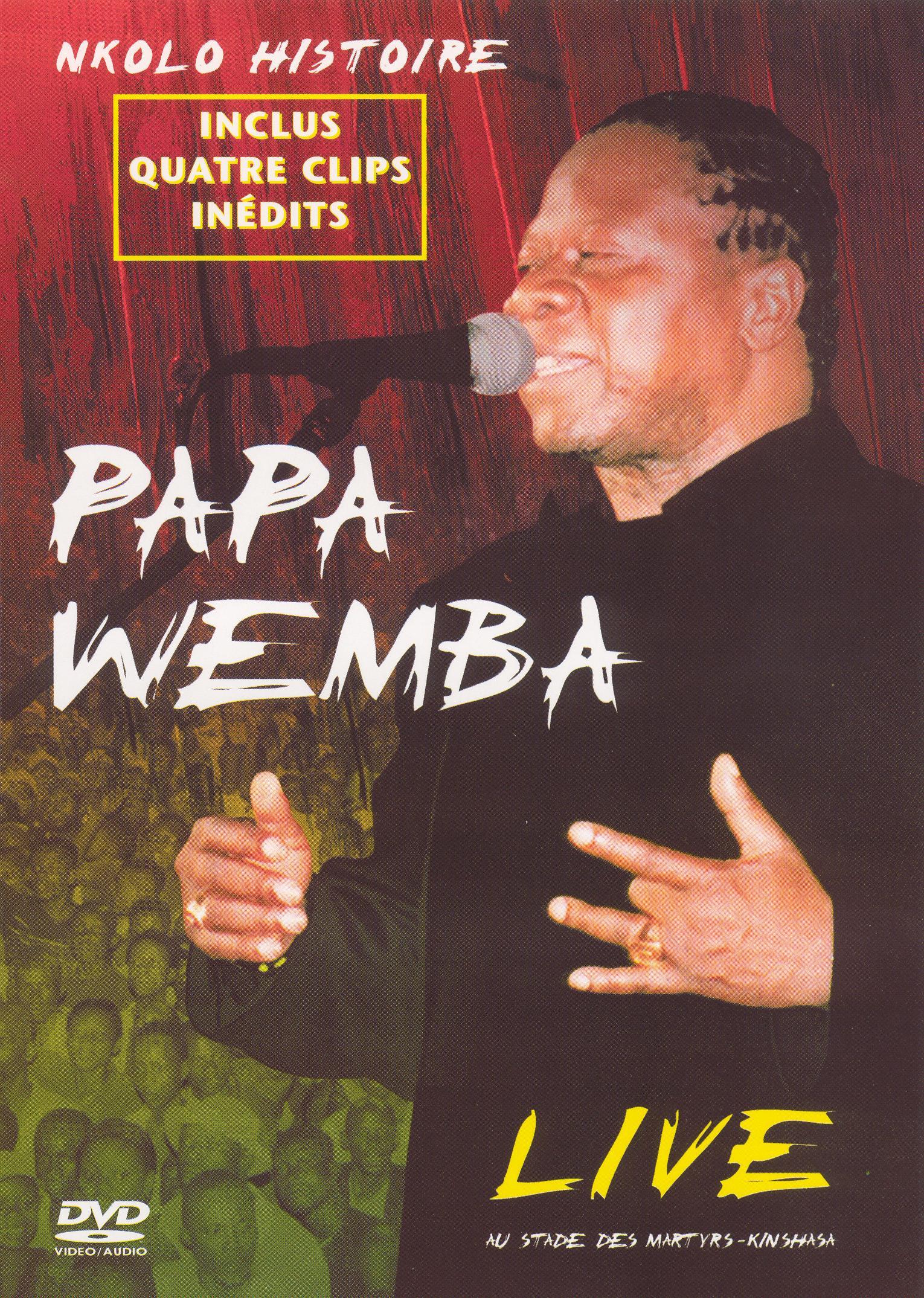 Papa Wemba and Viva La Musica: Nkolo Histoire