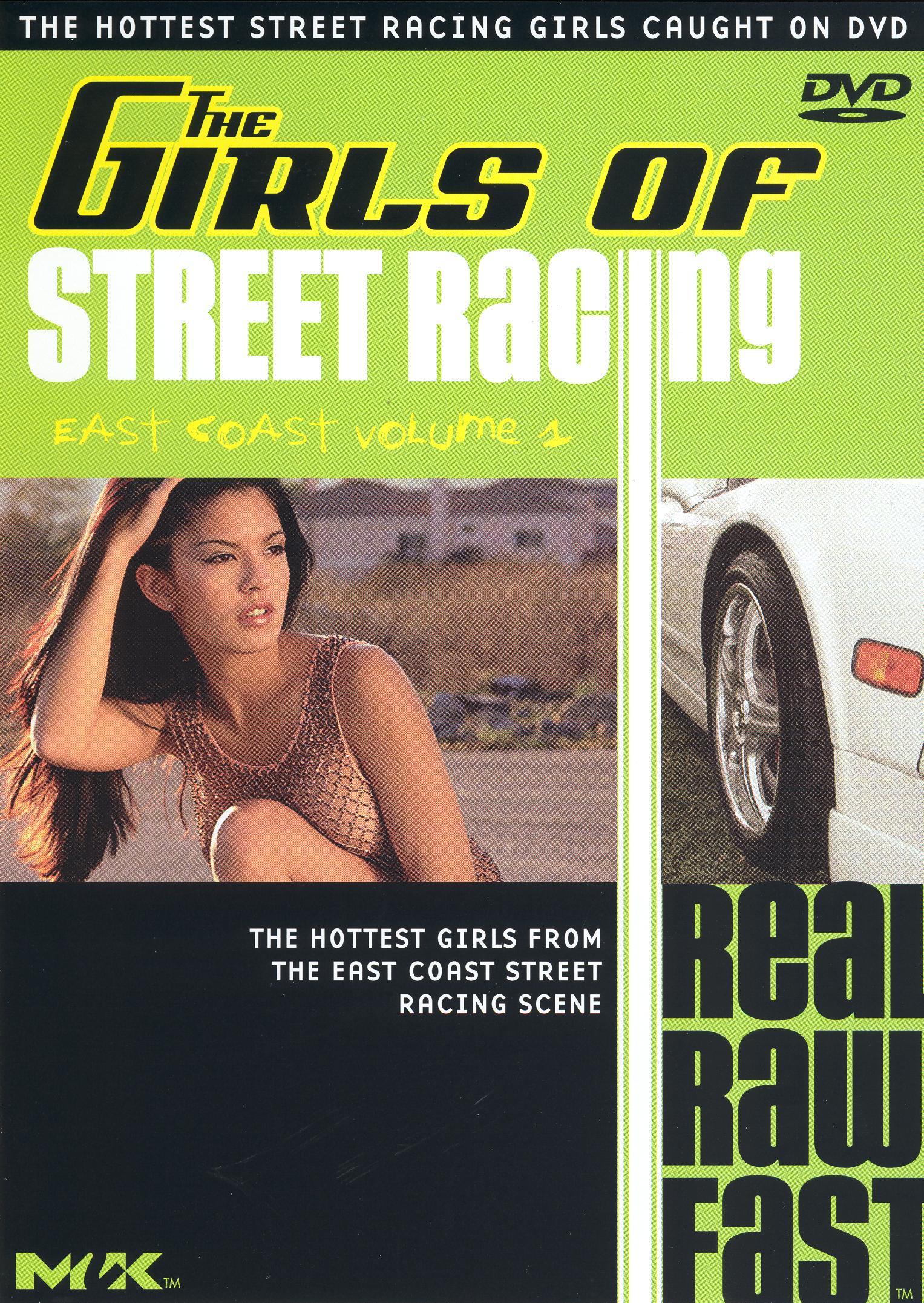 Girls of Street Racing: East Coast, Vol. 1