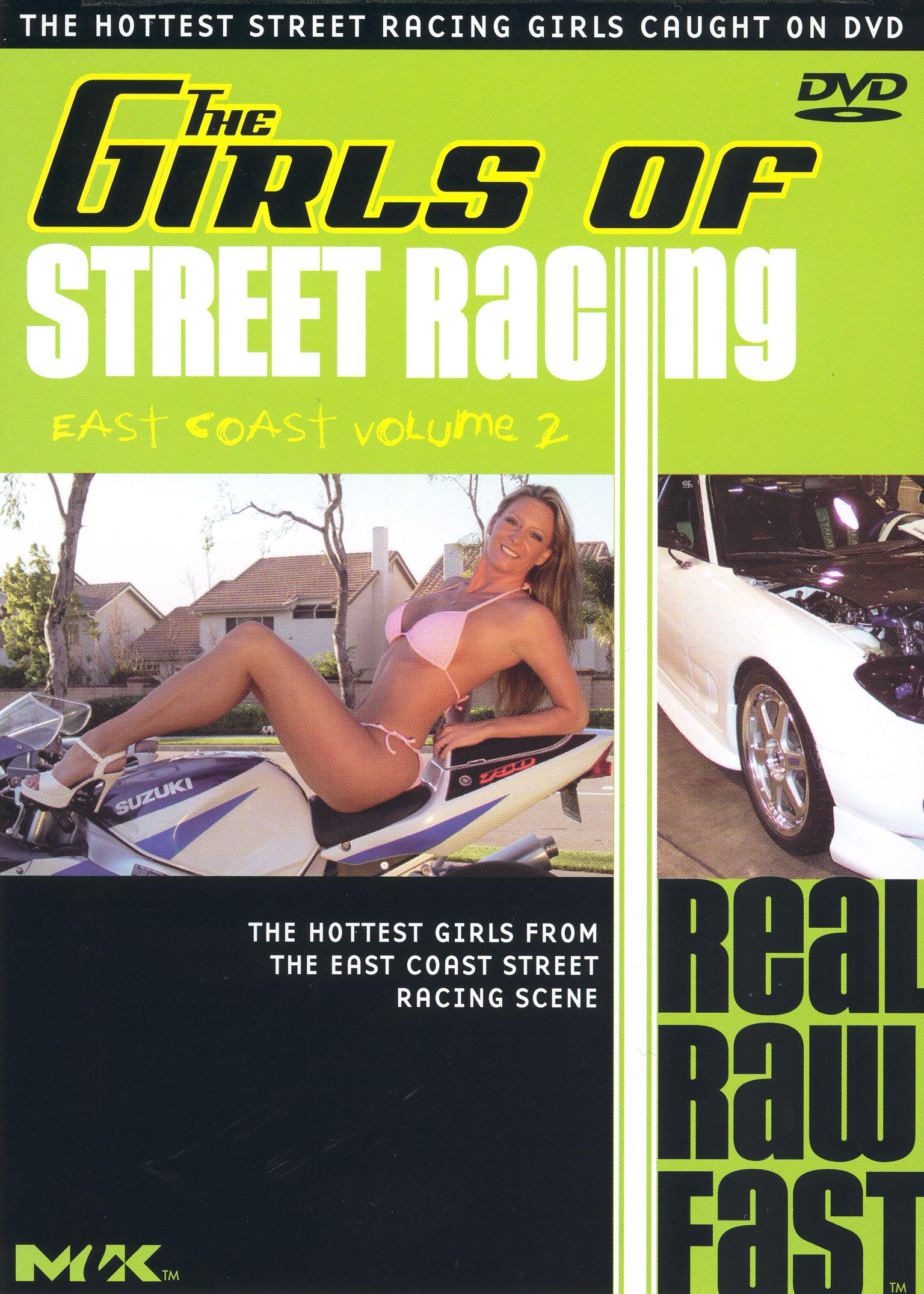 Girls of Street Racing: East Coast, Vol. 2