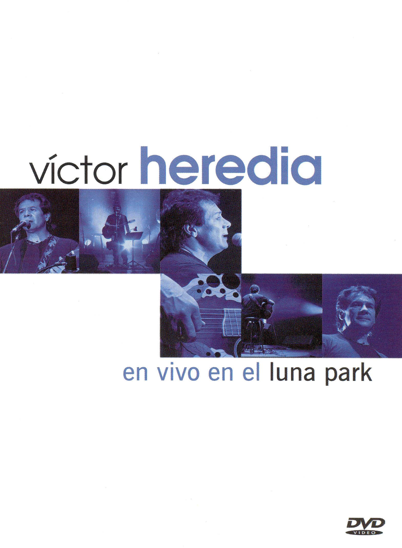Victor Heredia: En Vivo En El Luna Park