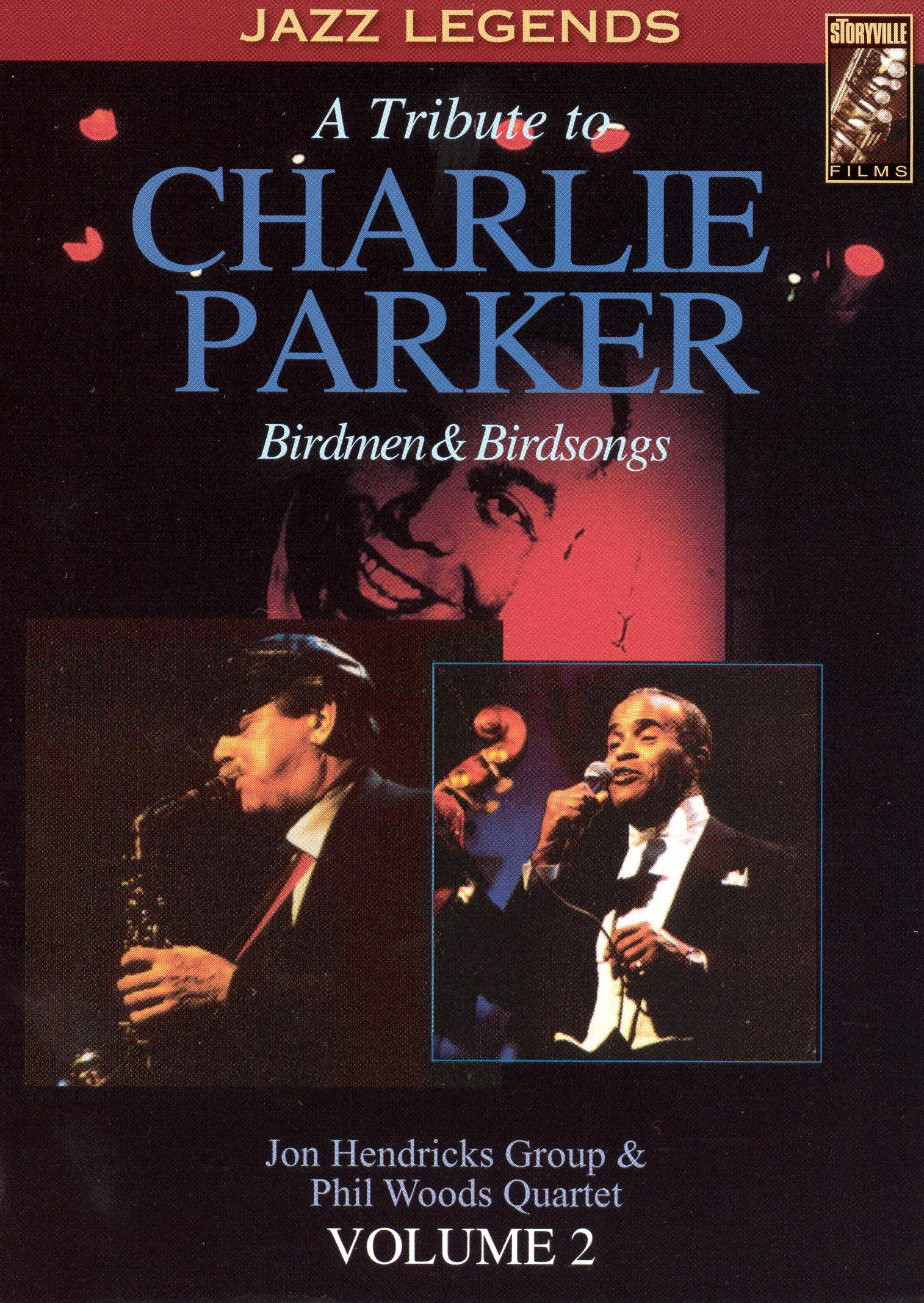 A Tribute to Charlie Parker, Vol. 2