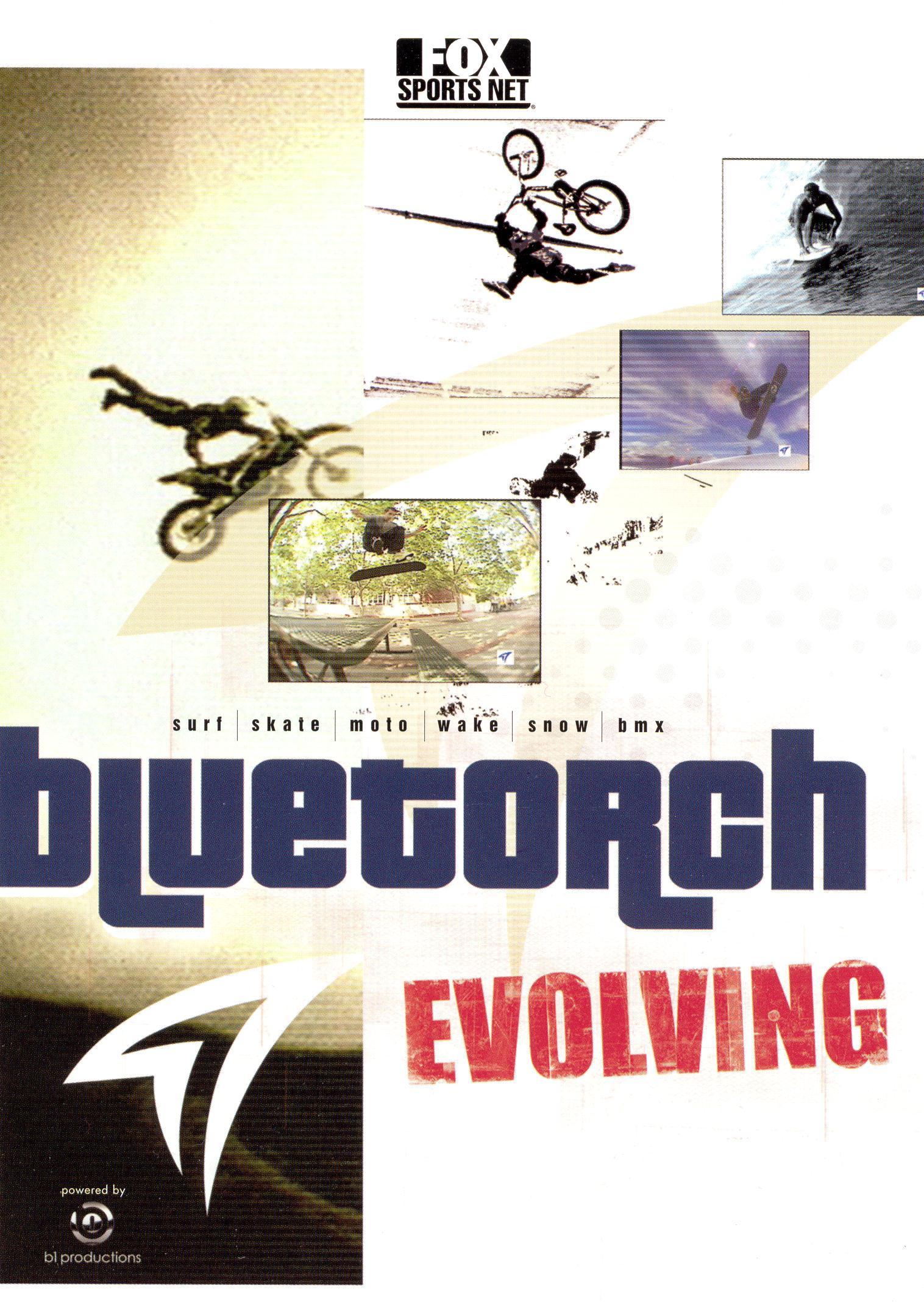 Bluetorch Evolving