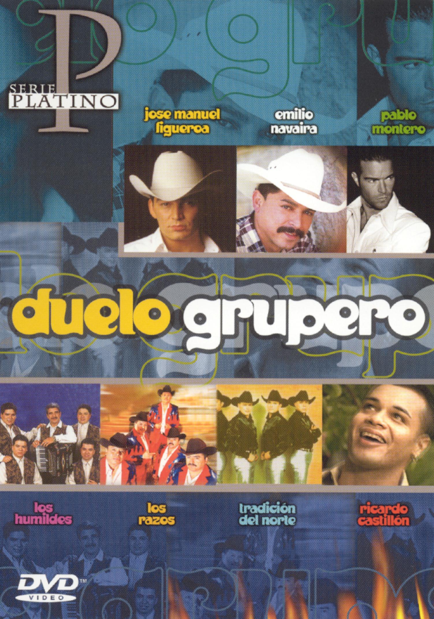 Duelo Grupero: Serie Platino