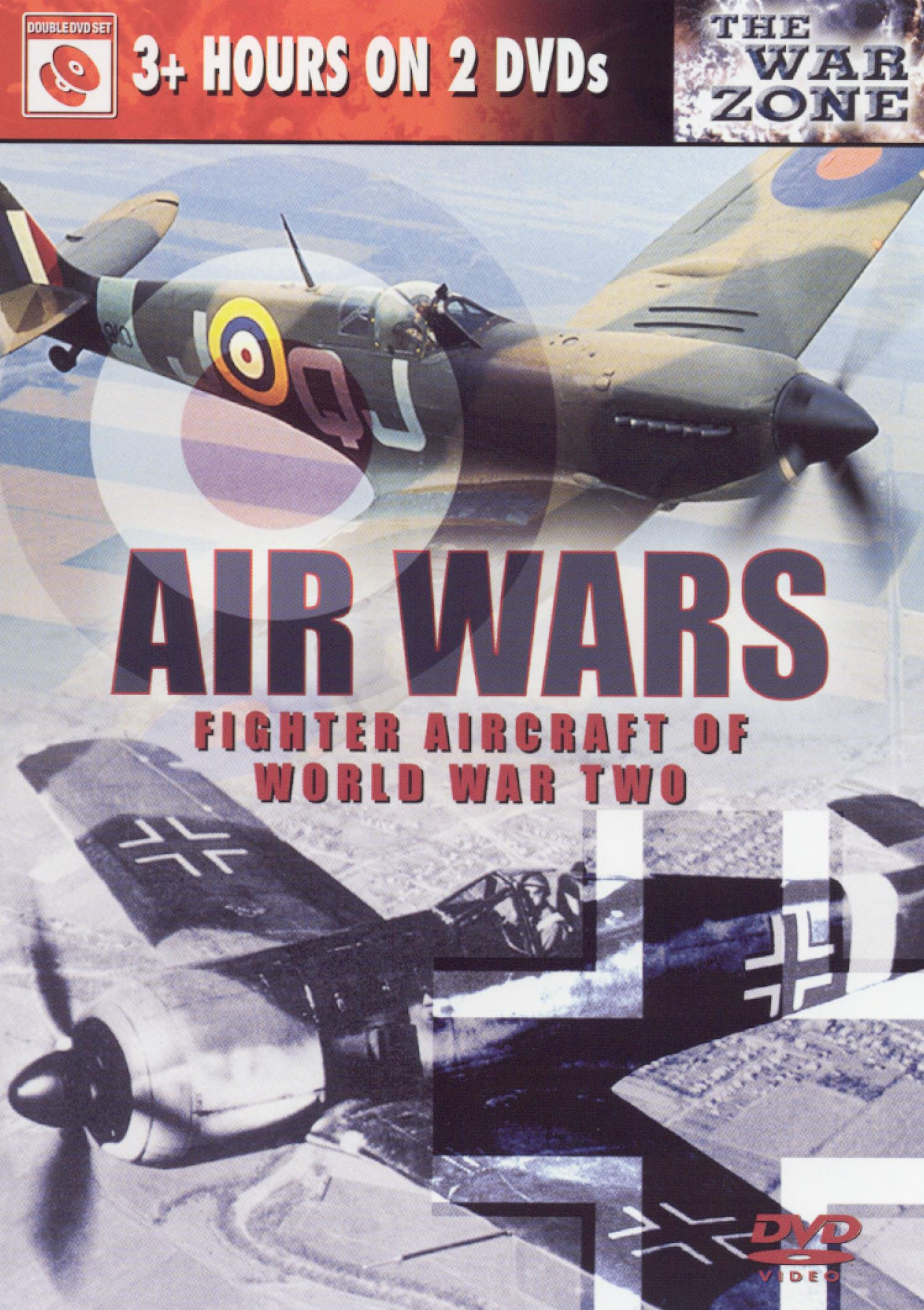 Air Wars: Fighter Aircraft of WWII