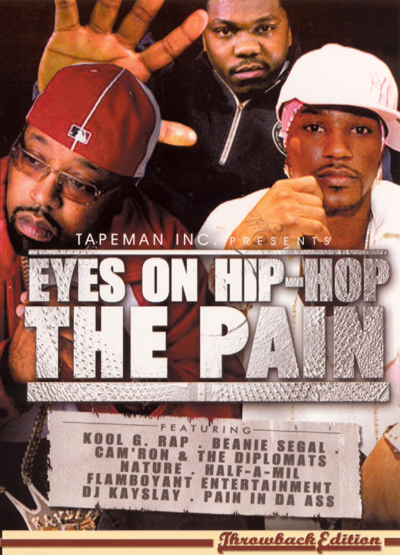 Eyes on Hip Hop: The Pain