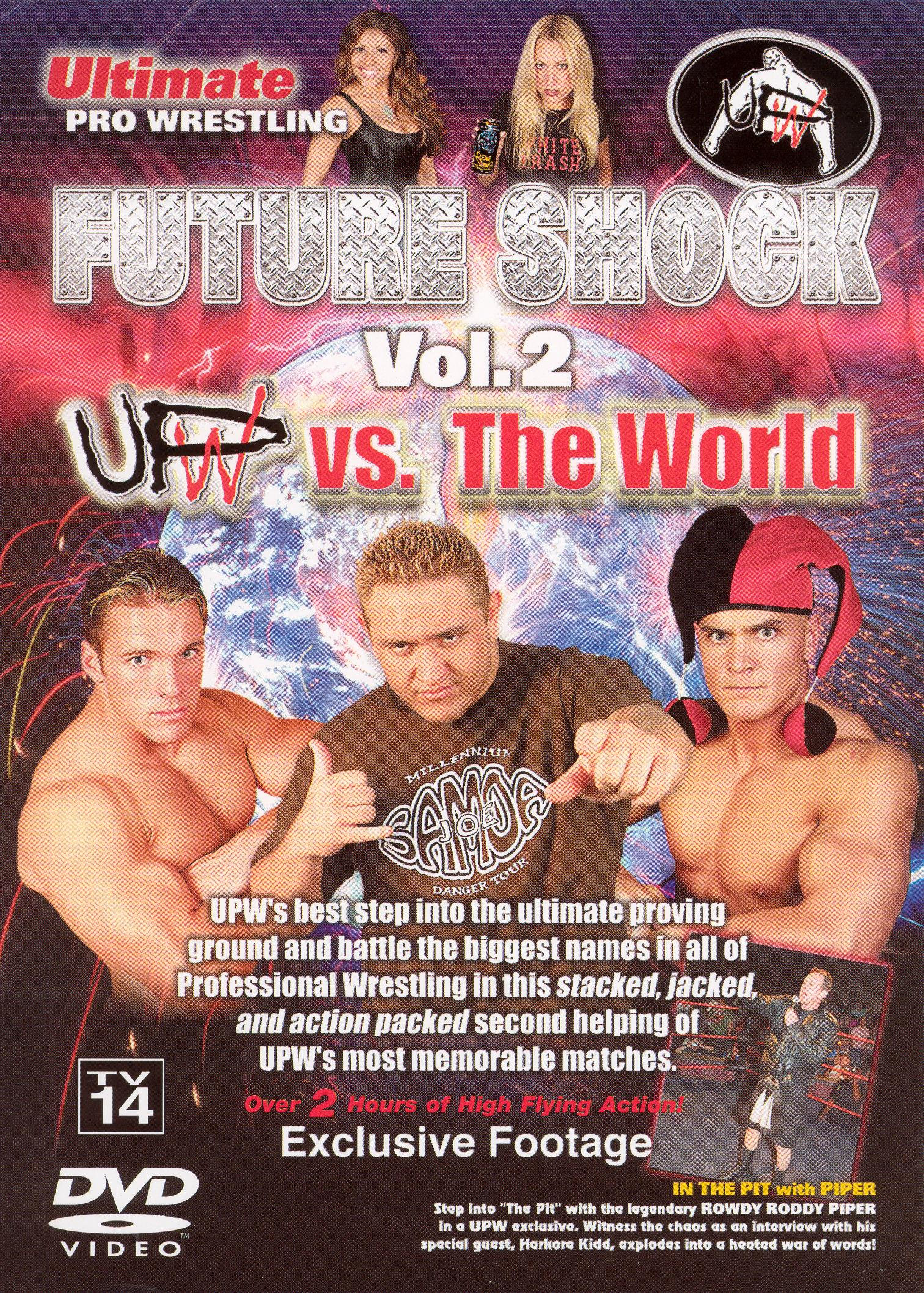 UPW: Future Shock, Vol. 2