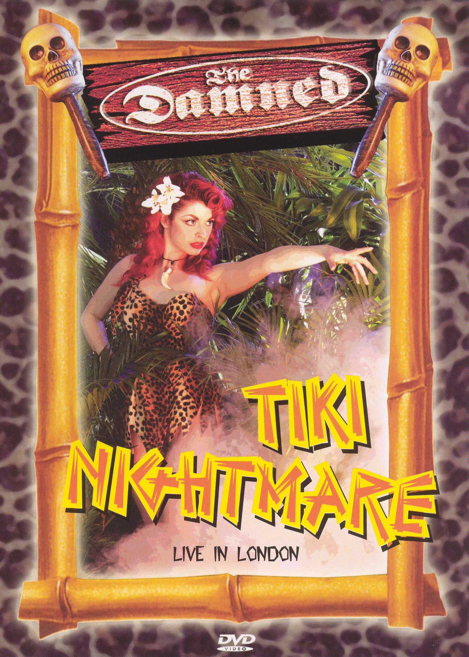 The Damned: Tiki Nightmare - Live in London