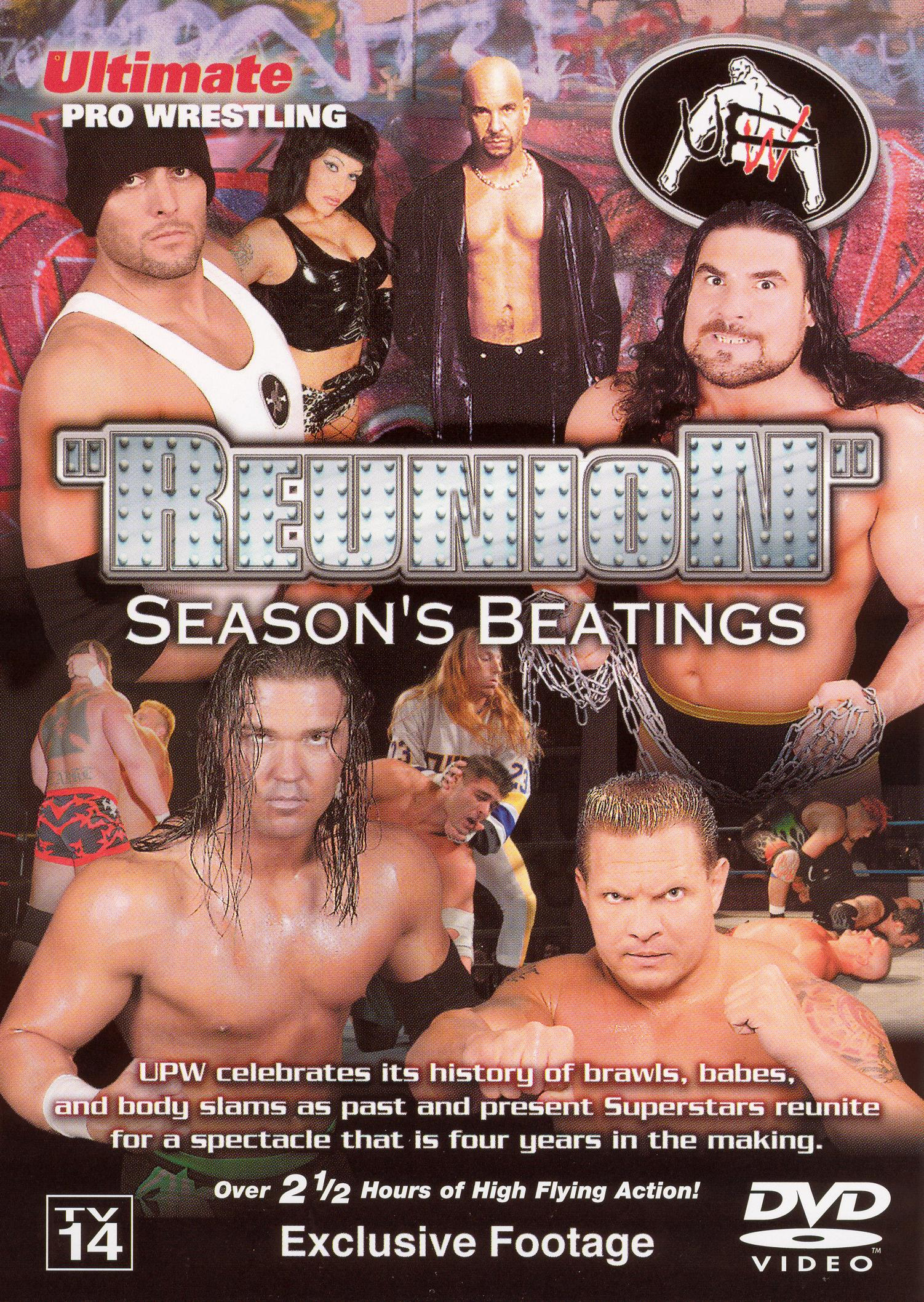 UPW: Reunion Season's Beatings
