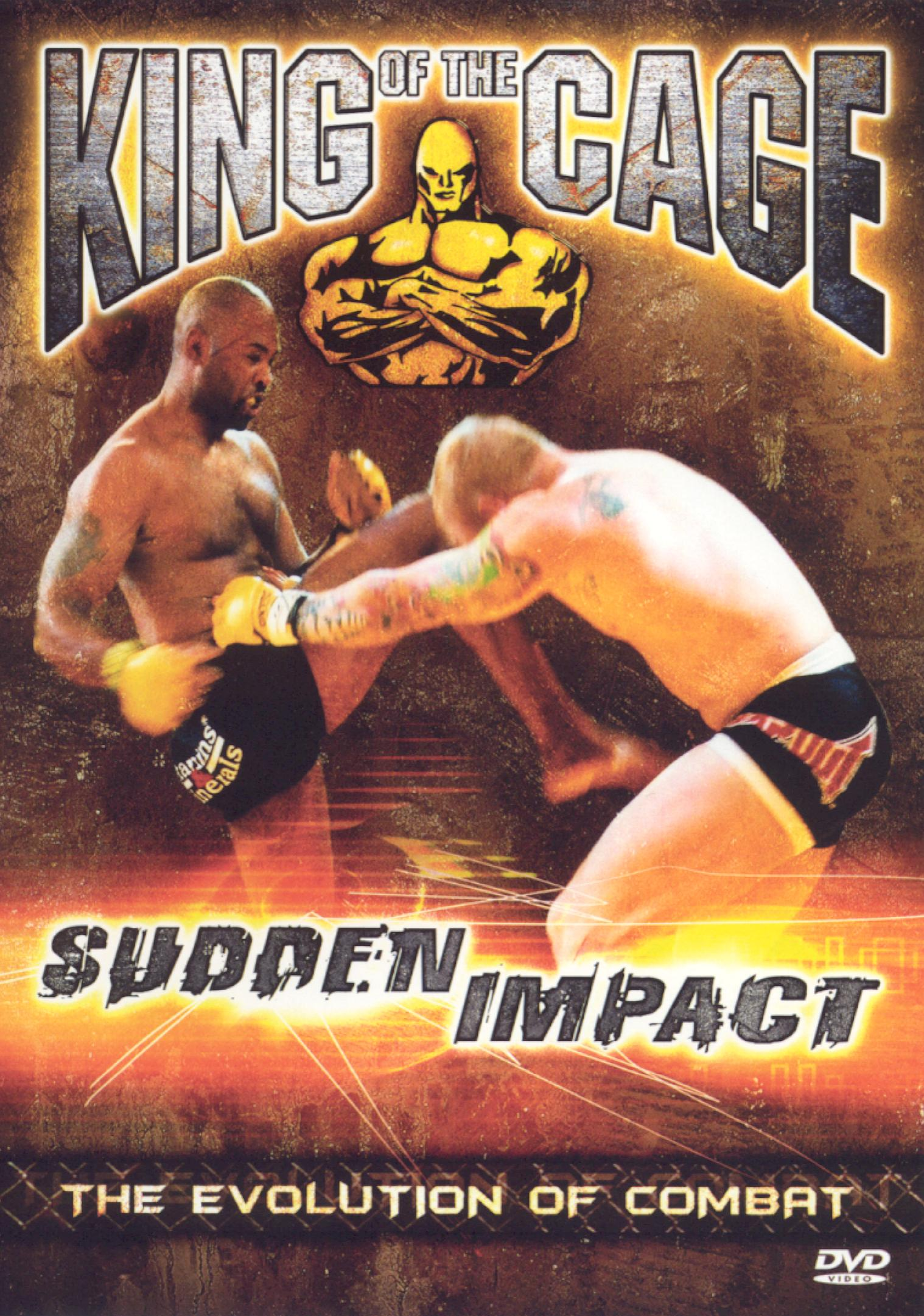 King of the Cage: Sudden Impact