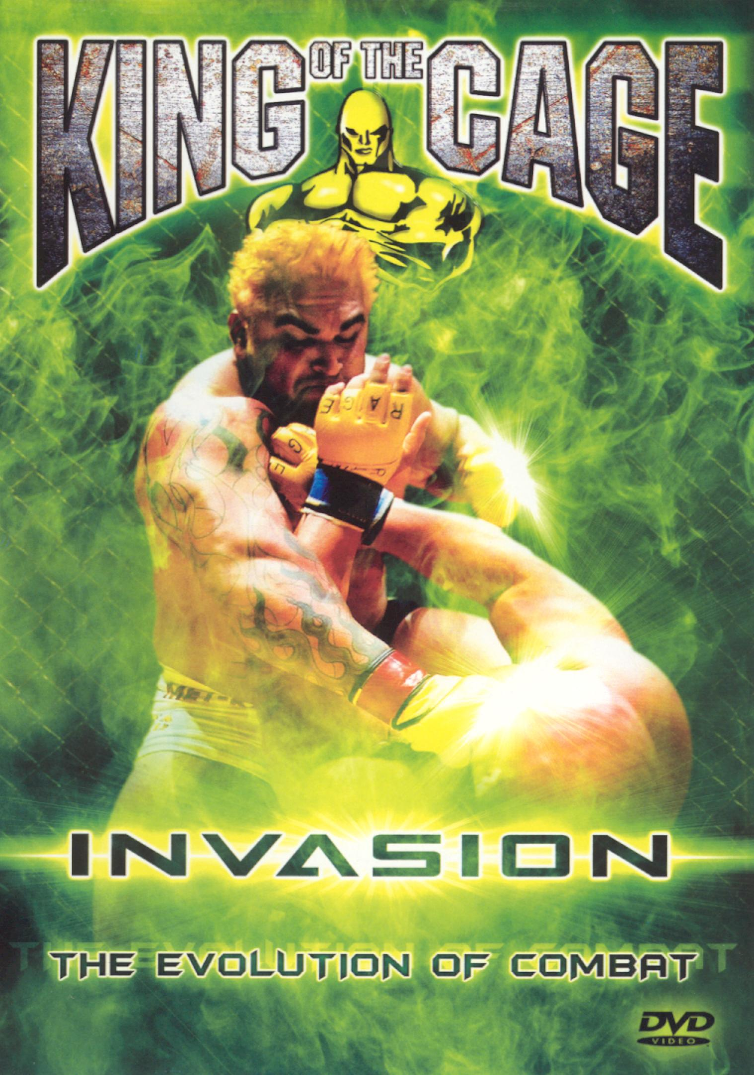 King of the Cage: Invasion