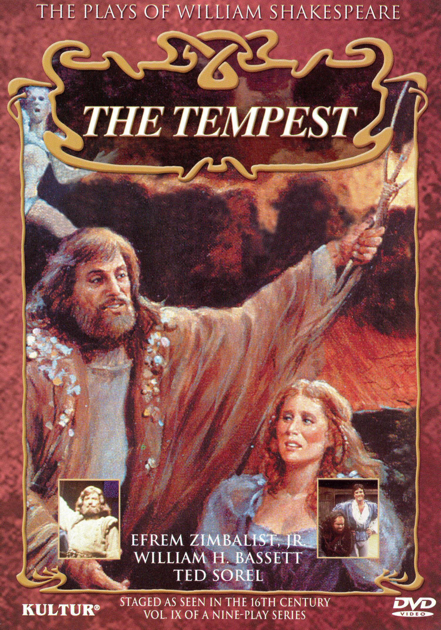 The Plays of William Shakespeare, Vol. 9: The Tempest