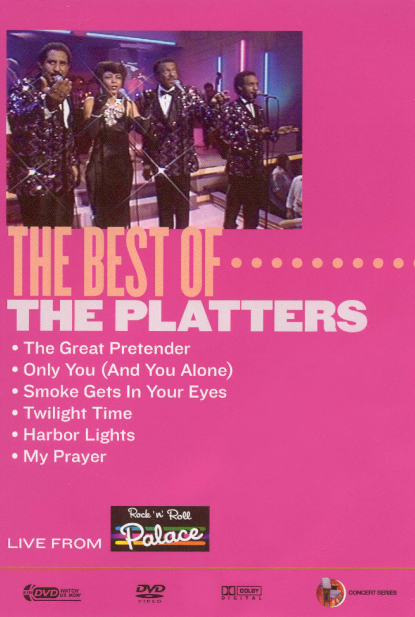 Live From Rock 'n' Roll Palace: The Best of The Platters