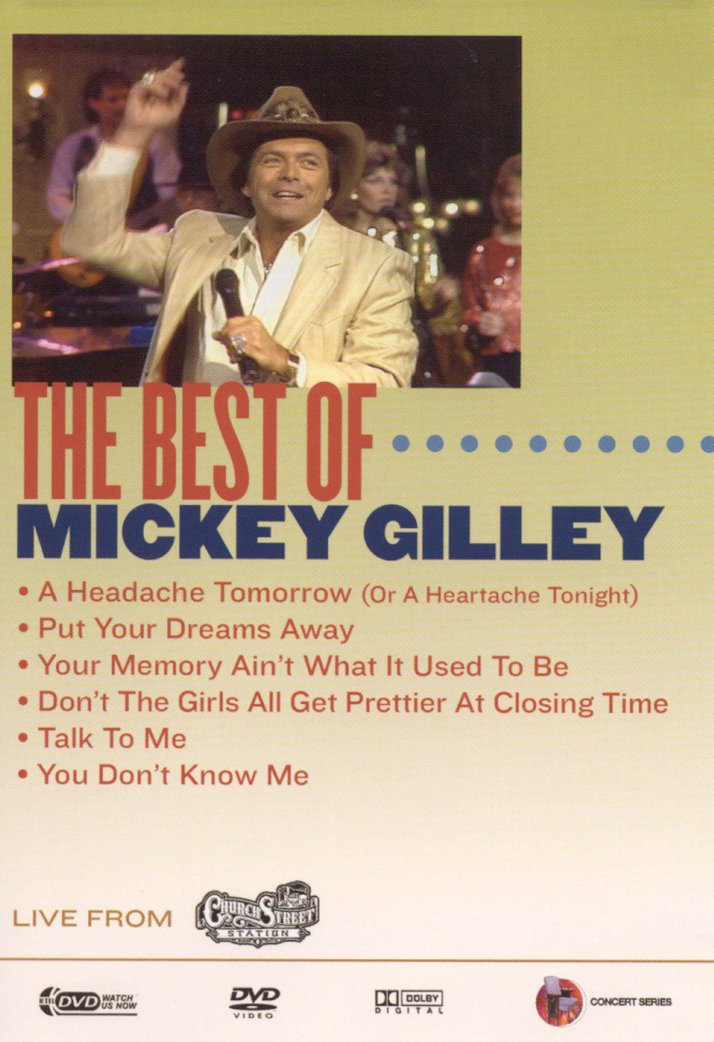 Live From Rock 'n' Roll Palace: The Best of Mickey Gilley