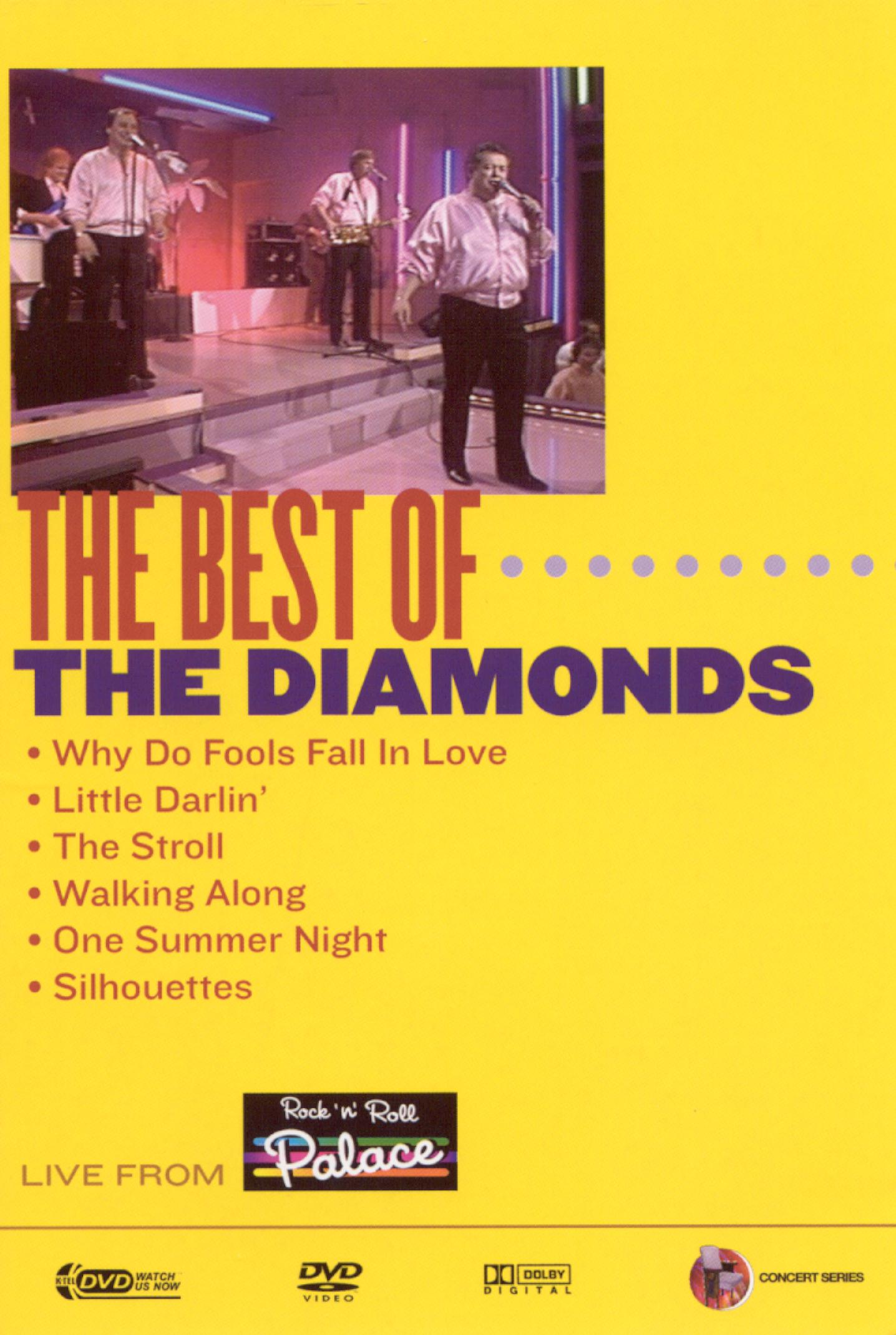 Live From Rock 'n' Roll Palace: The Best of The Diamonds