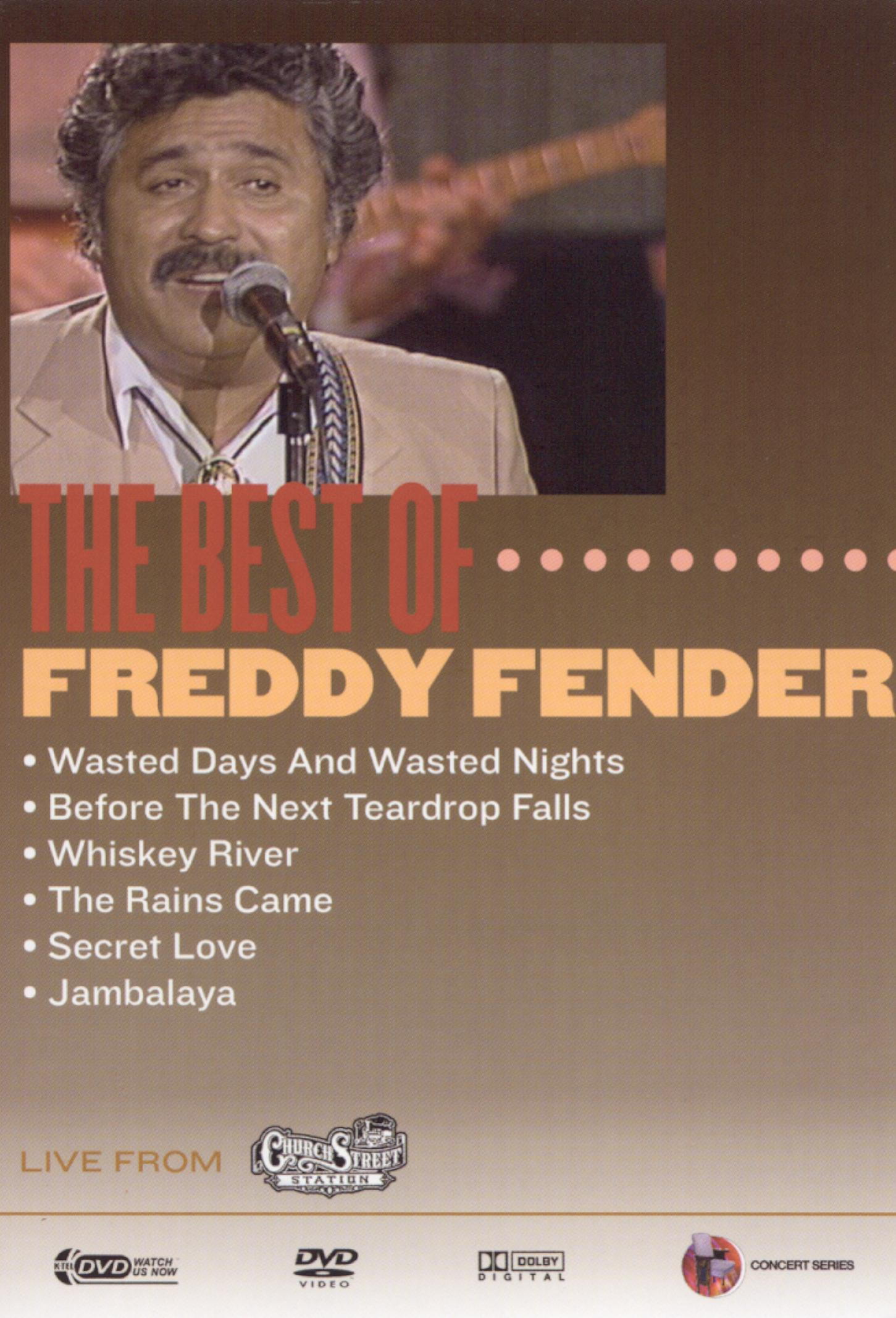 Live From Rock 'n' Roll Palace: The Best of Freddy Fender