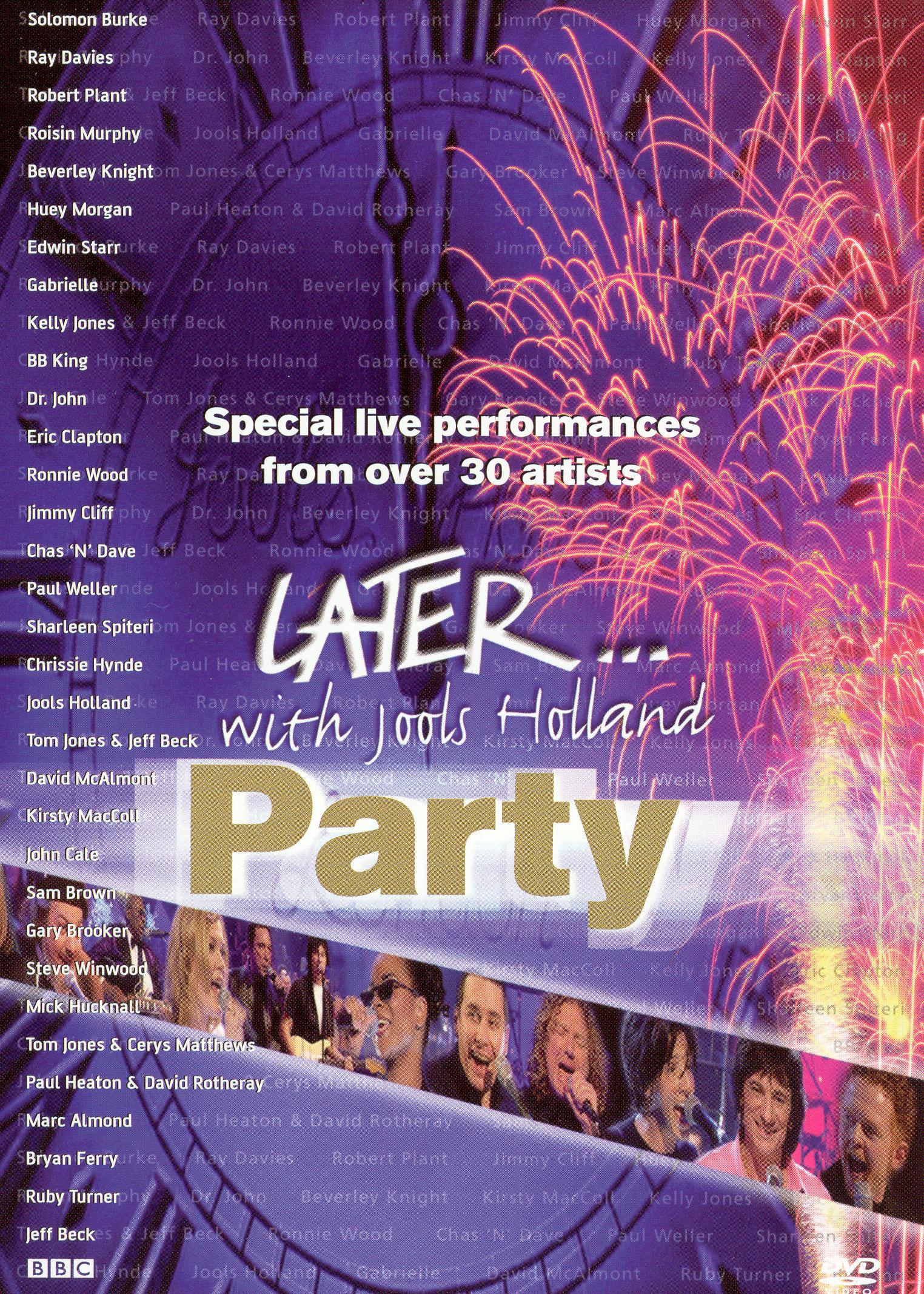 Later... With Jools Holland: Later Party