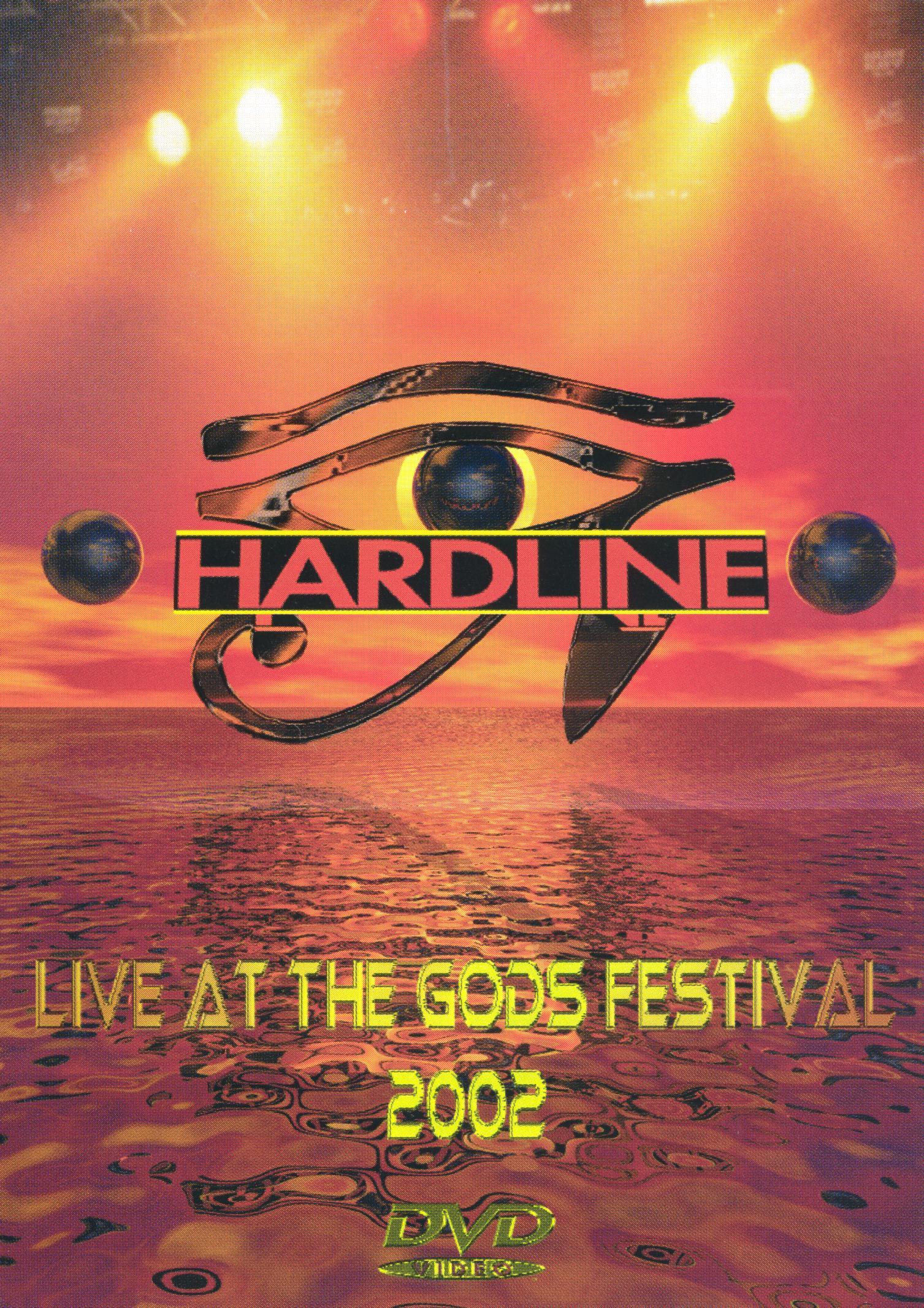 Hardline: Live at the Gods Festival 2002