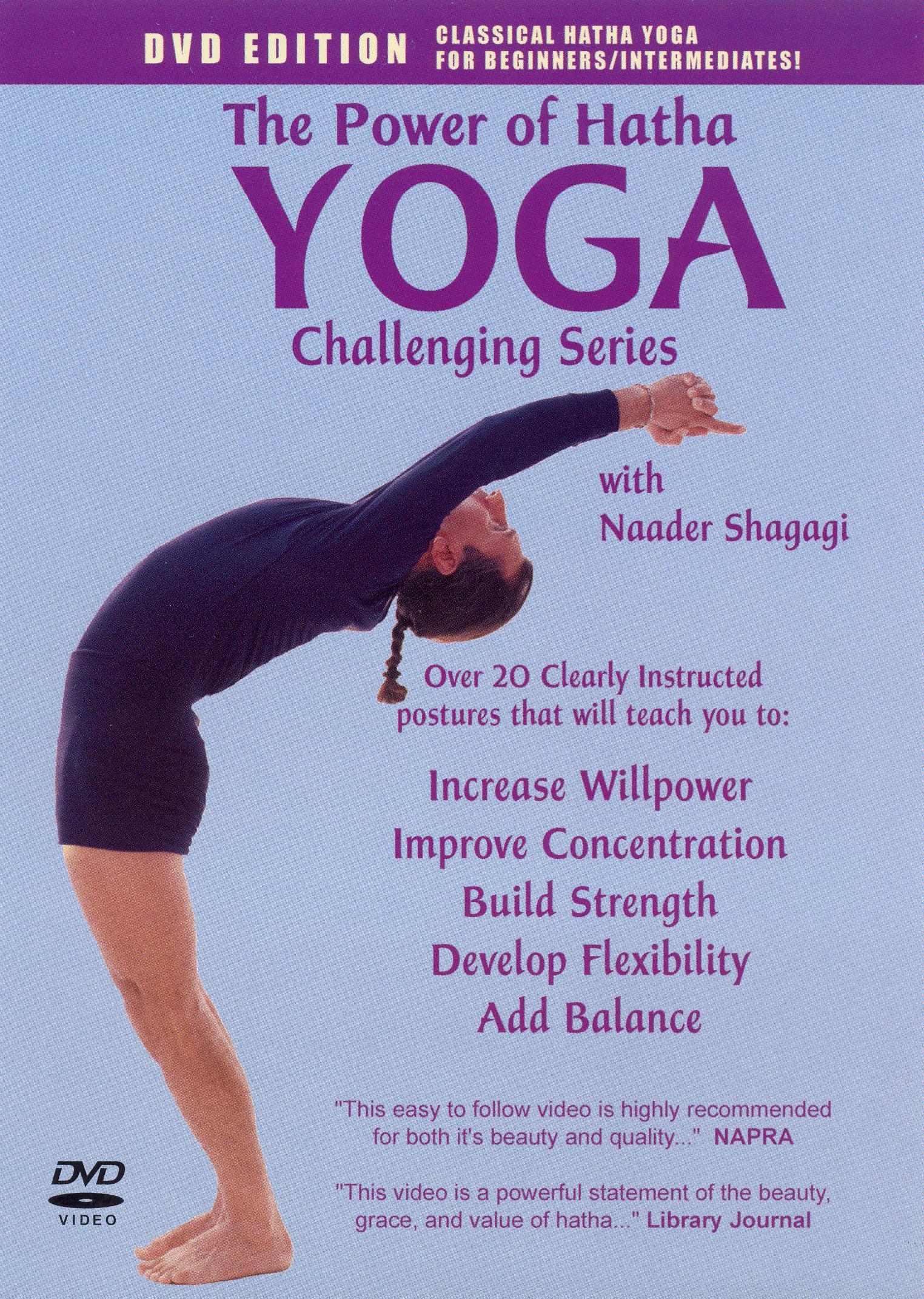Power of Hatha: Yoga with Naader Shagagi