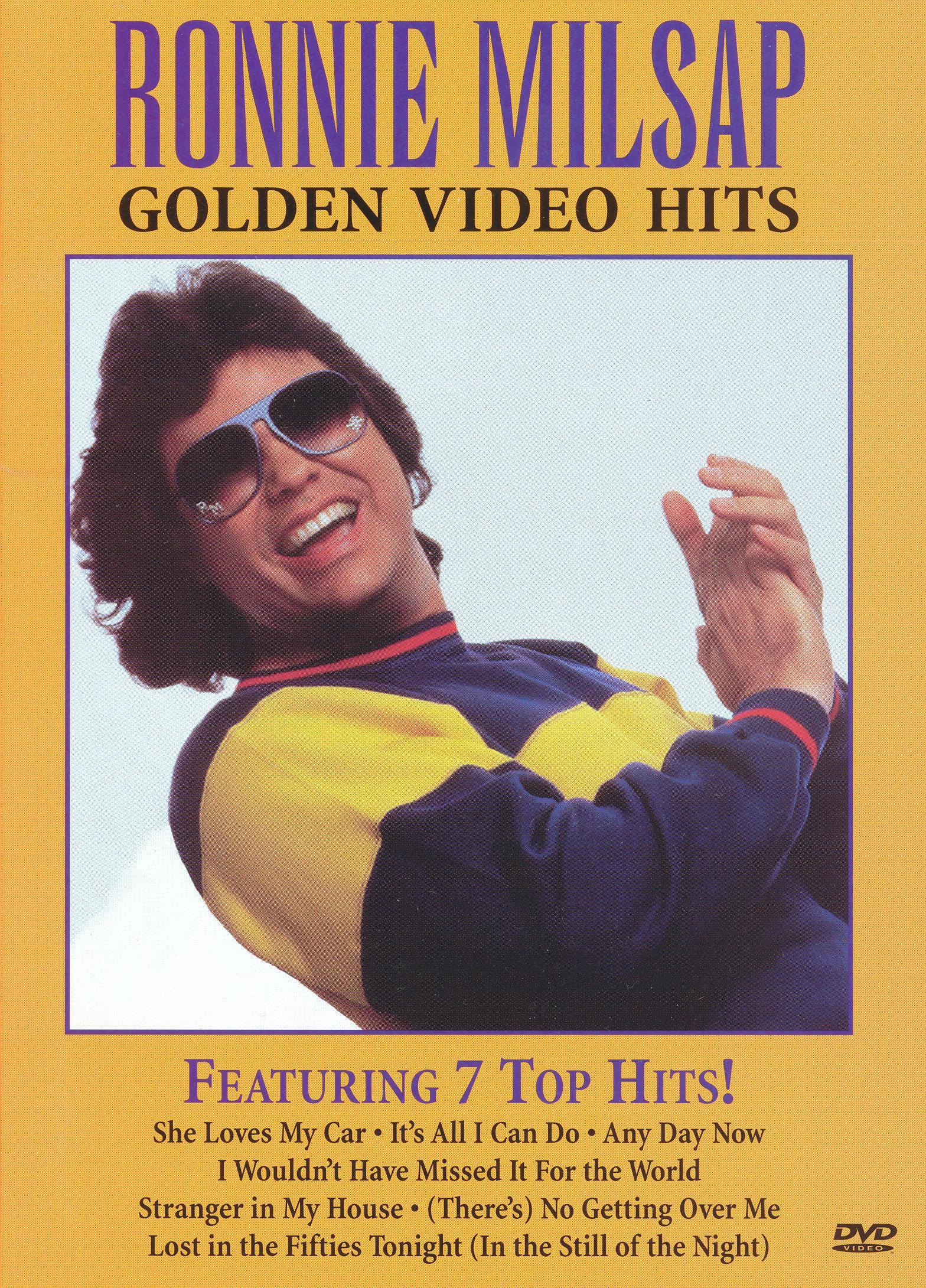 Ronnie Milsap: Golden Video Hits