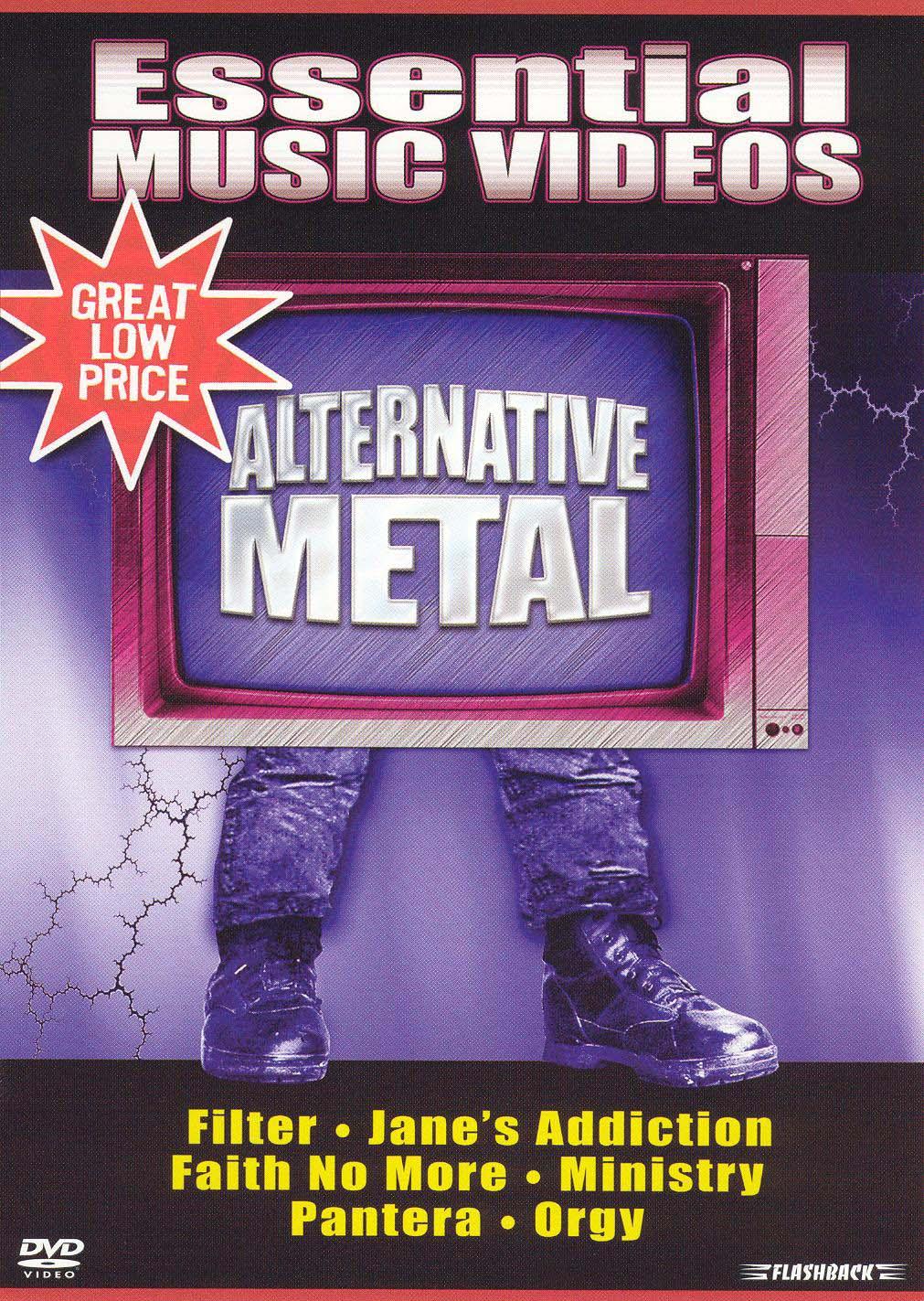 Essential Music Videos: Alternative Metal