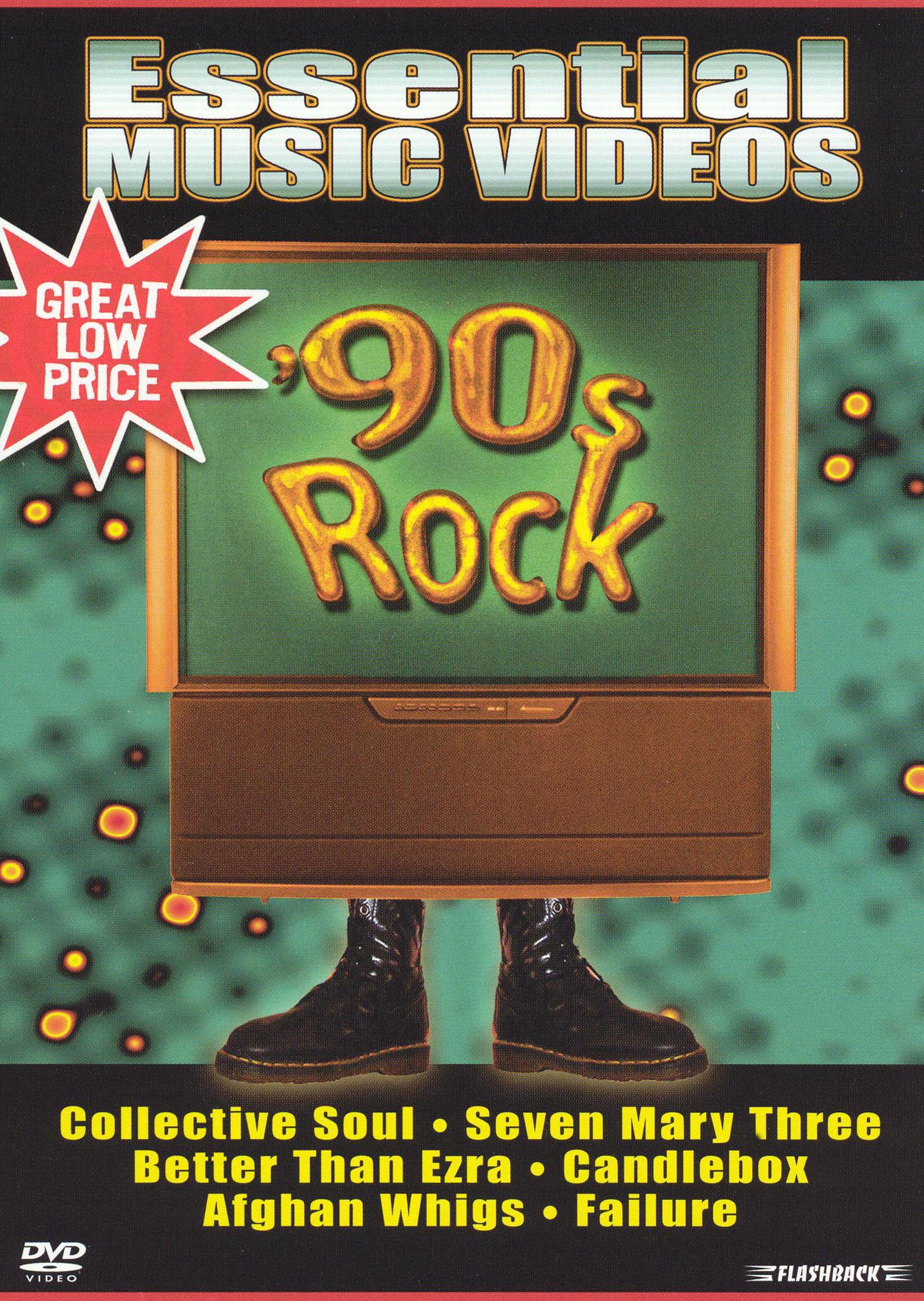 Essential Music Videos: '90s Rock