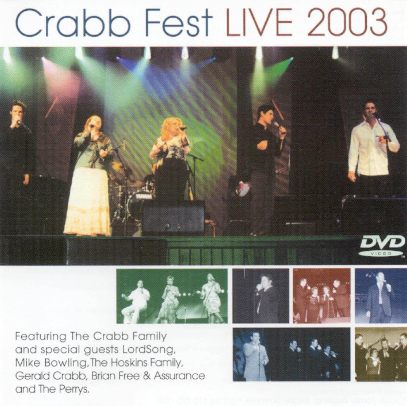 The Crabb Family: Crabb Fest Live 2003