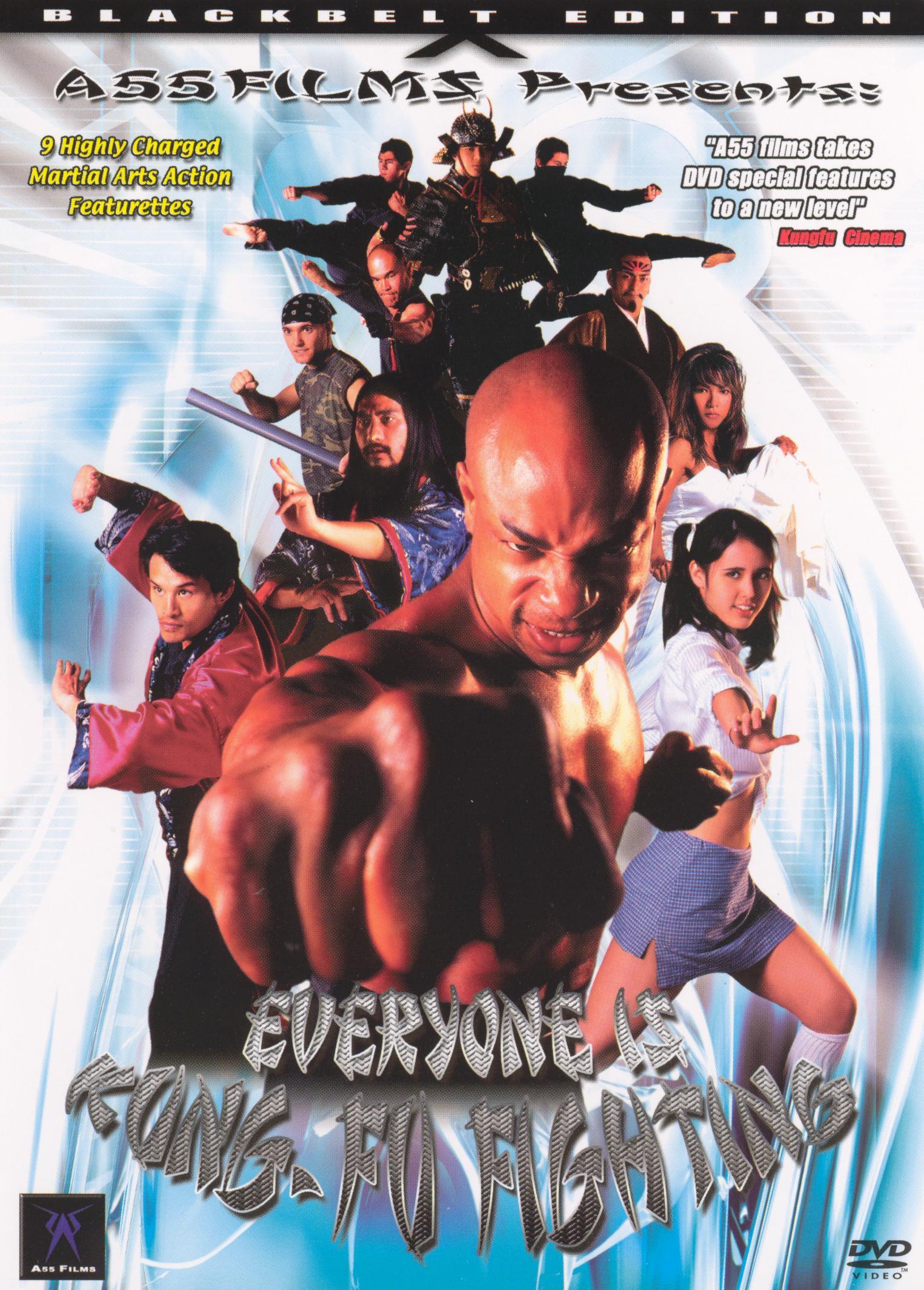 Everyone Is Kung Fu Fighting