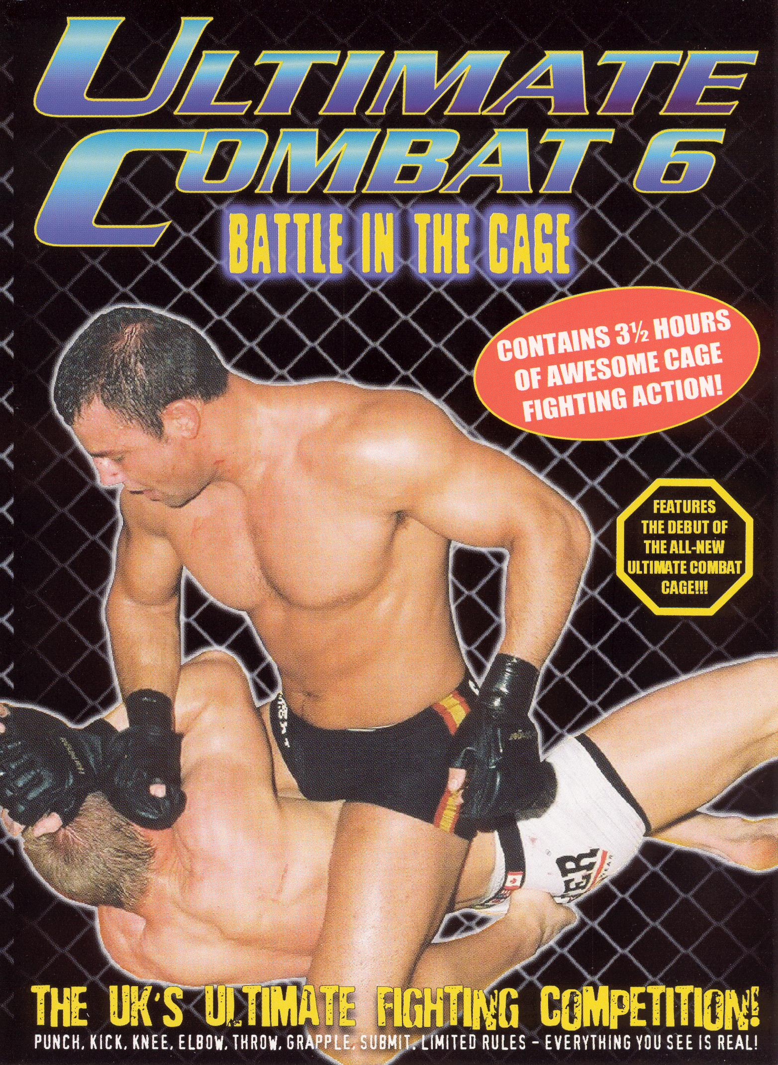 Ultimate Combat 6: Battle in the Cage