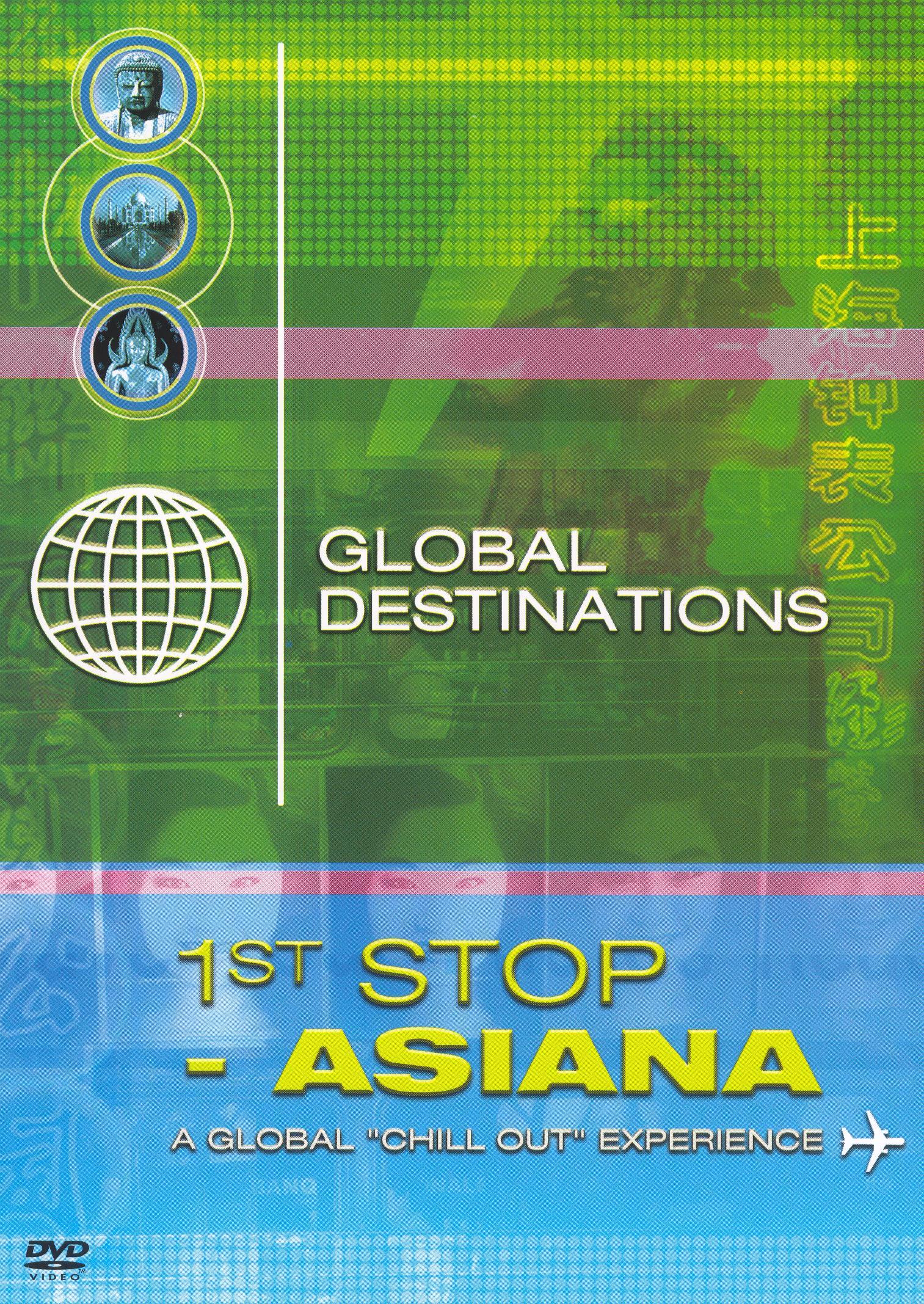 Global Destinations: 1st Stop - Asiana