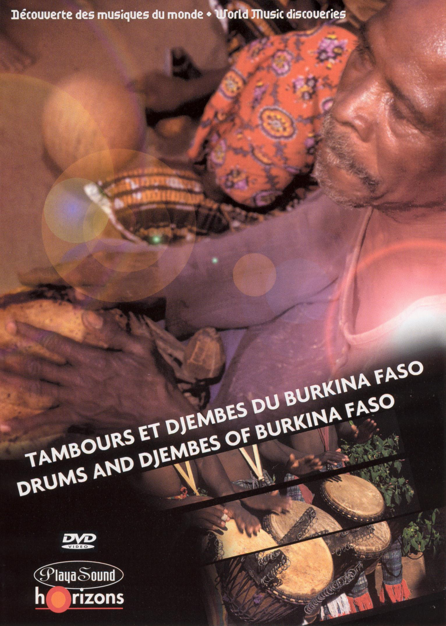 World Music Discoveries: Drums and Djembes of Burkino Faso