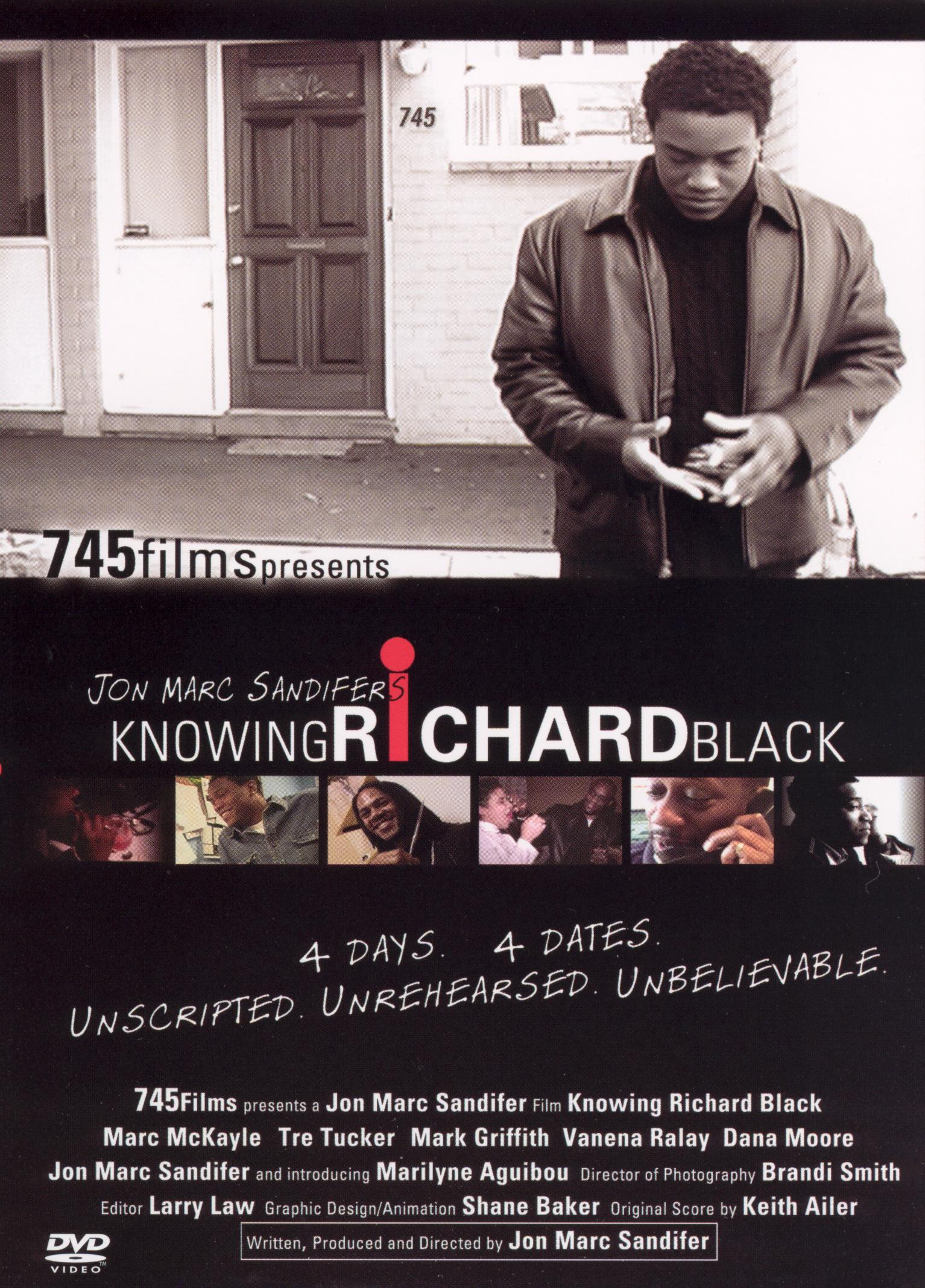 Knowing Richard Black