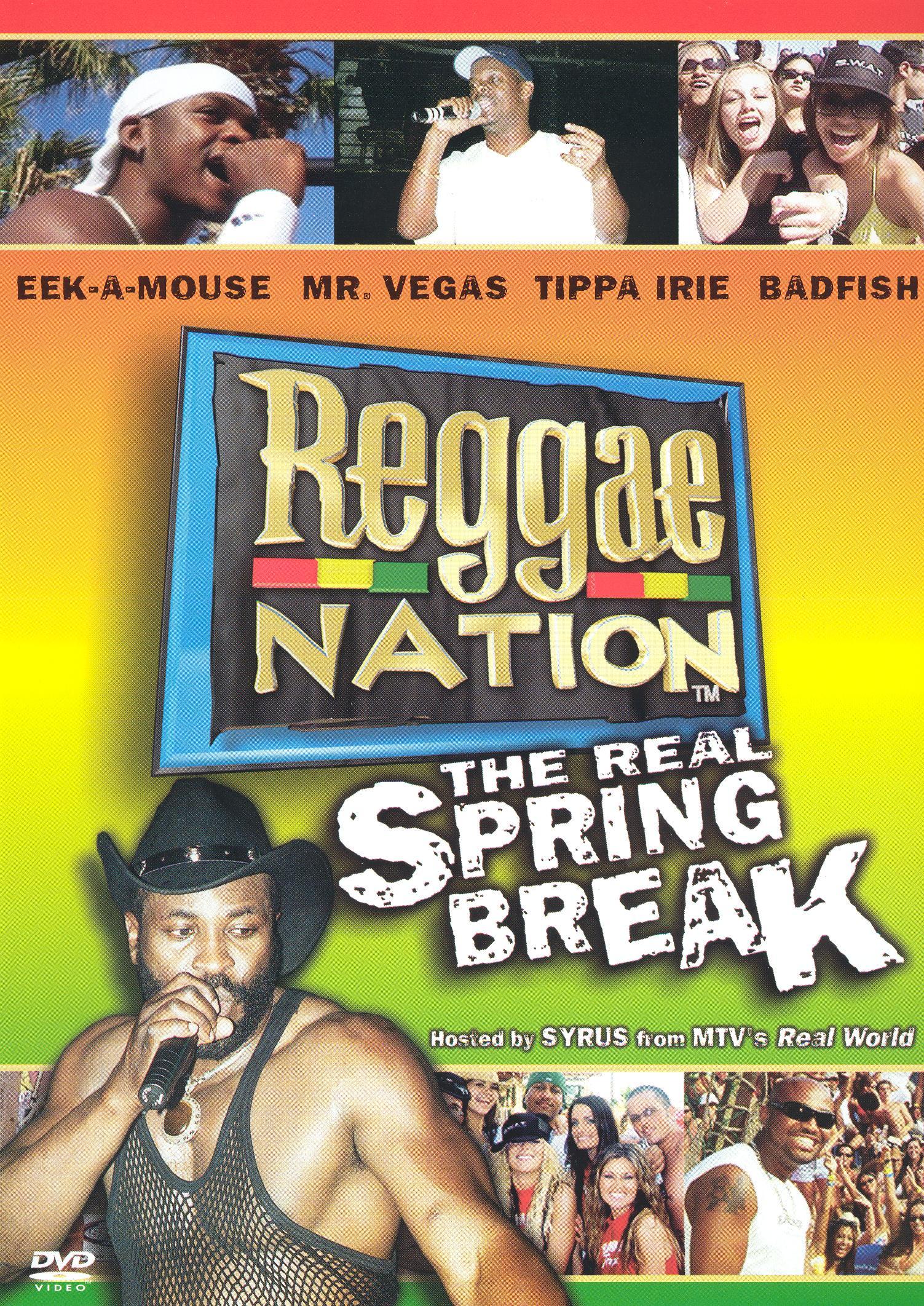 Reggae Nation: The Real Spring Break