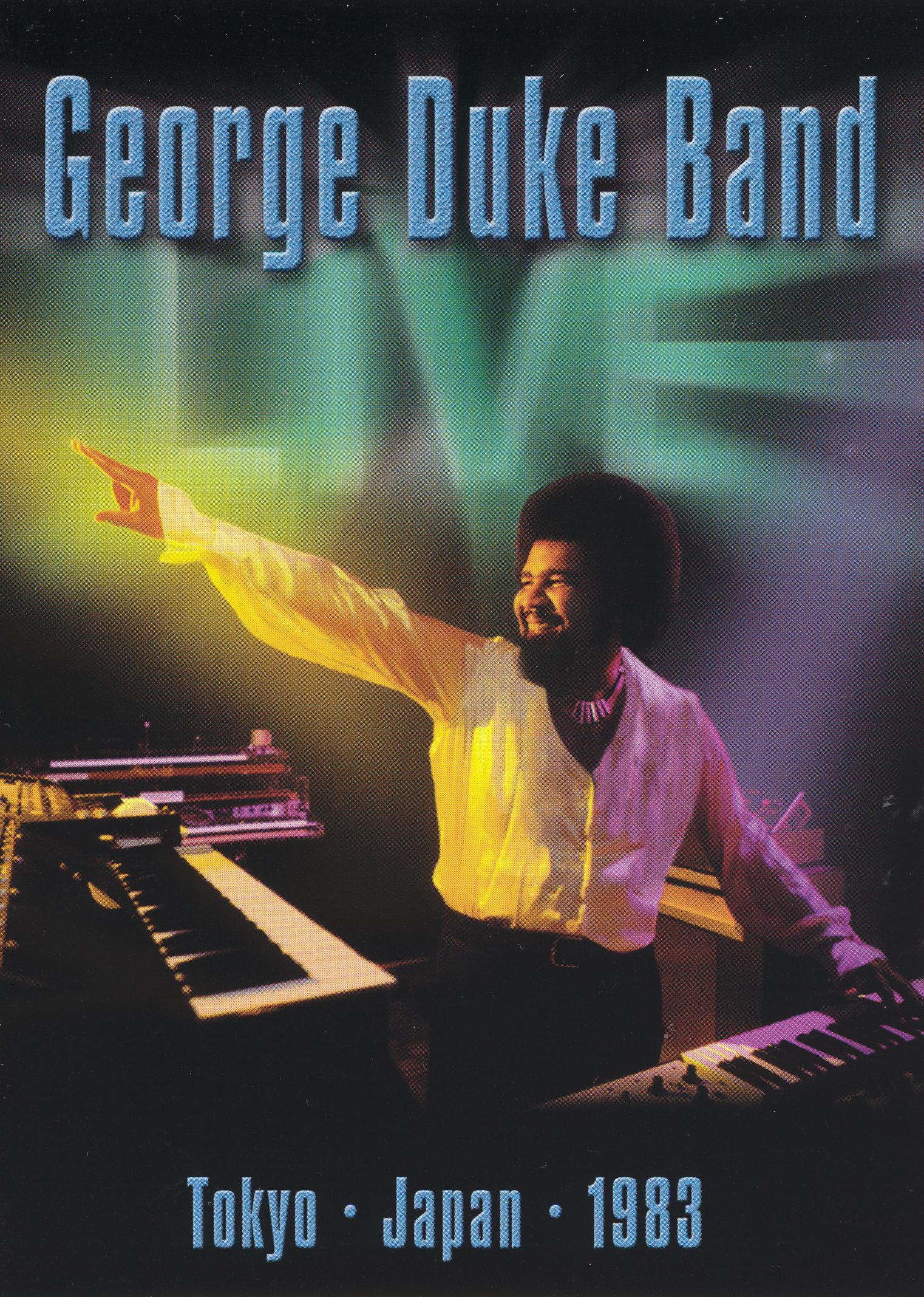George Duke Band: Live in Tokyo, Japan