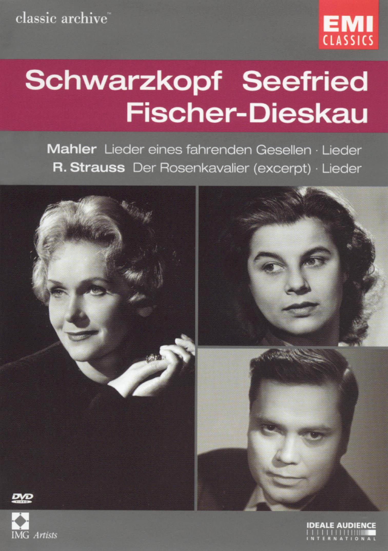 Classic Archive: Schwarzkopf/Seefried/Fischer-Dieskau