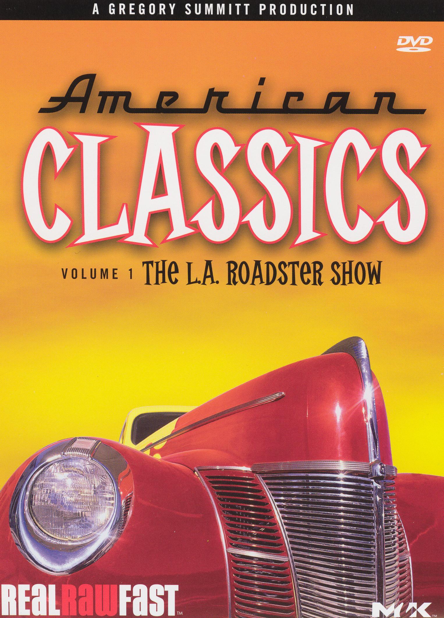 American Classics, Vol. 1: The L.A. Roadster Show