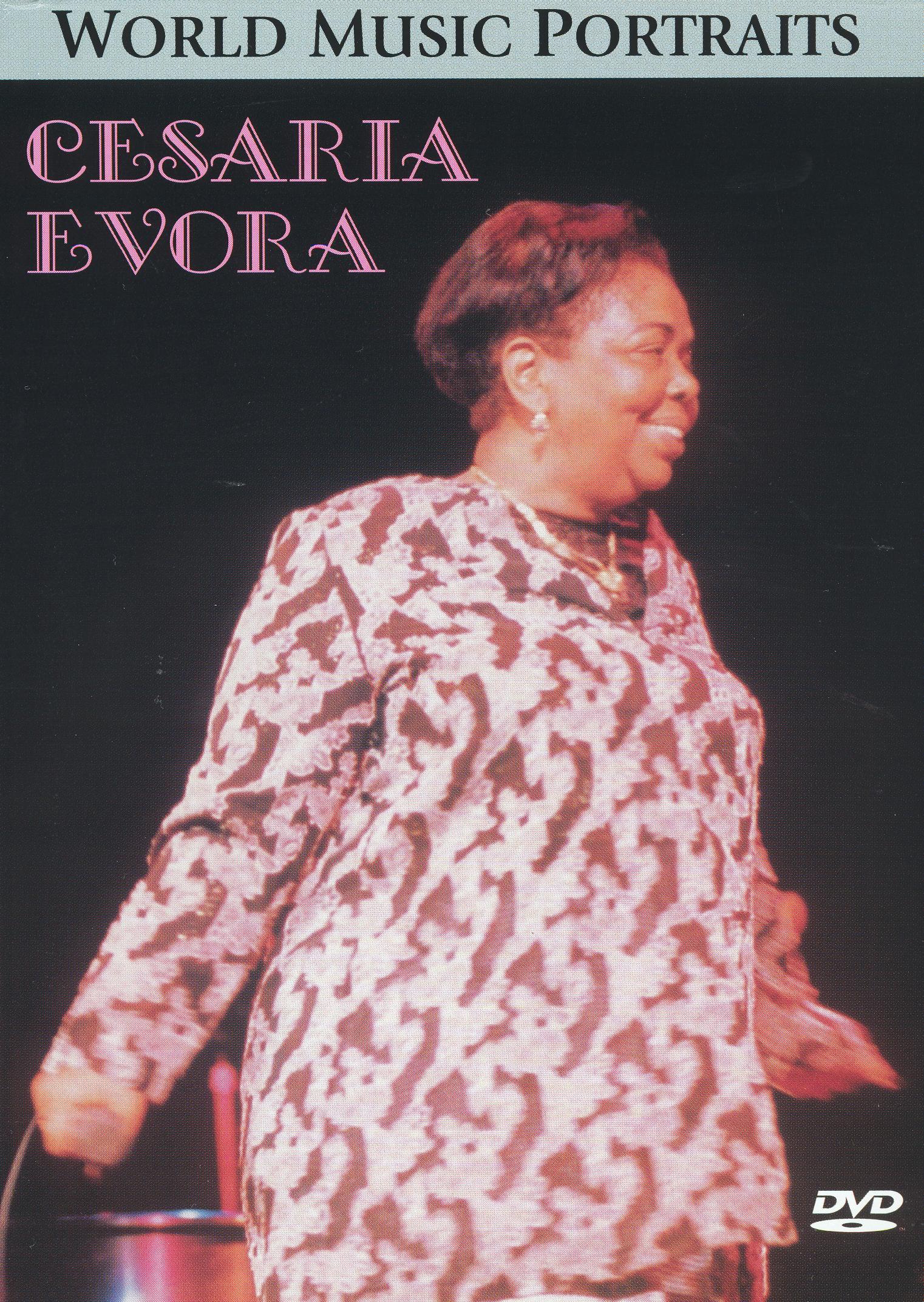 World Music Portraits: Cesaria Evora