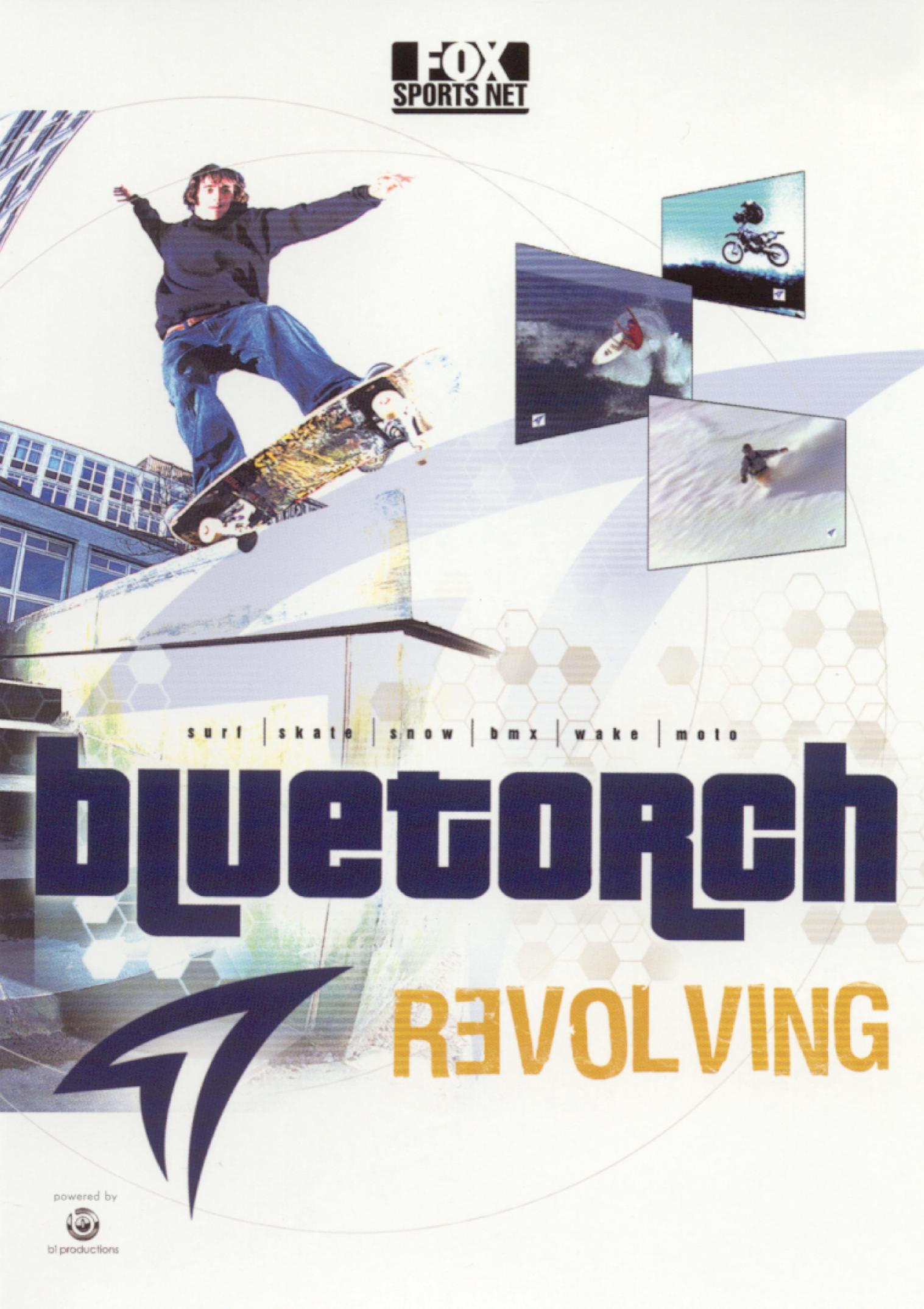 Bluetorch Revolving