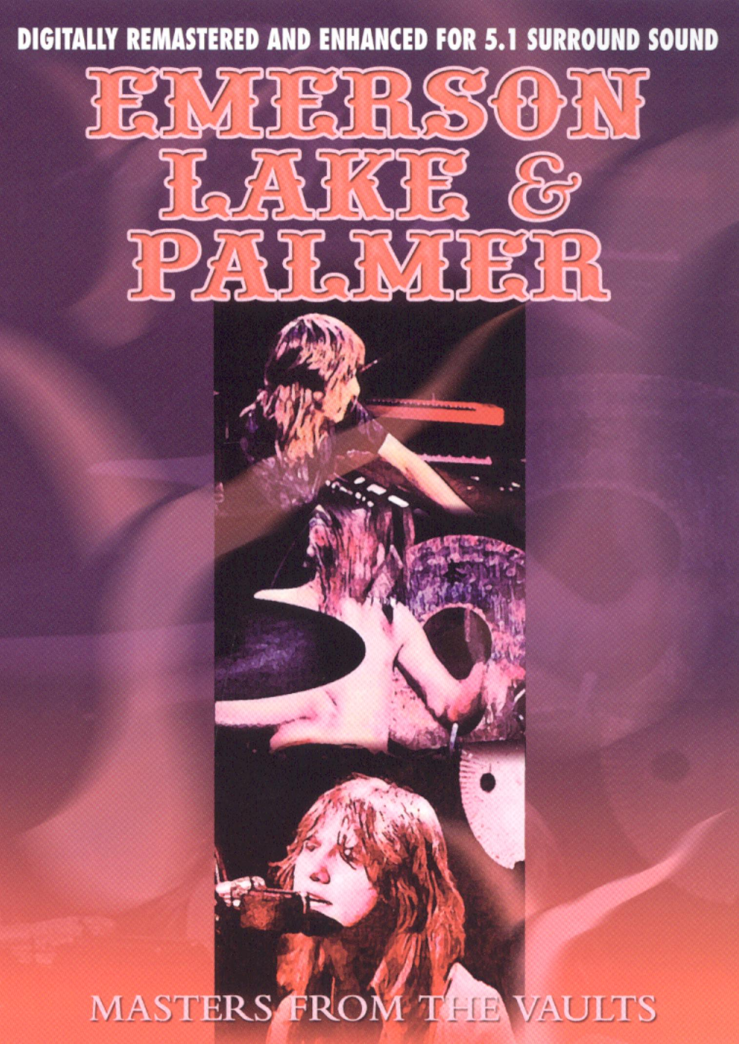 Masters From the Vaults: Emerson, Lake & Palmer