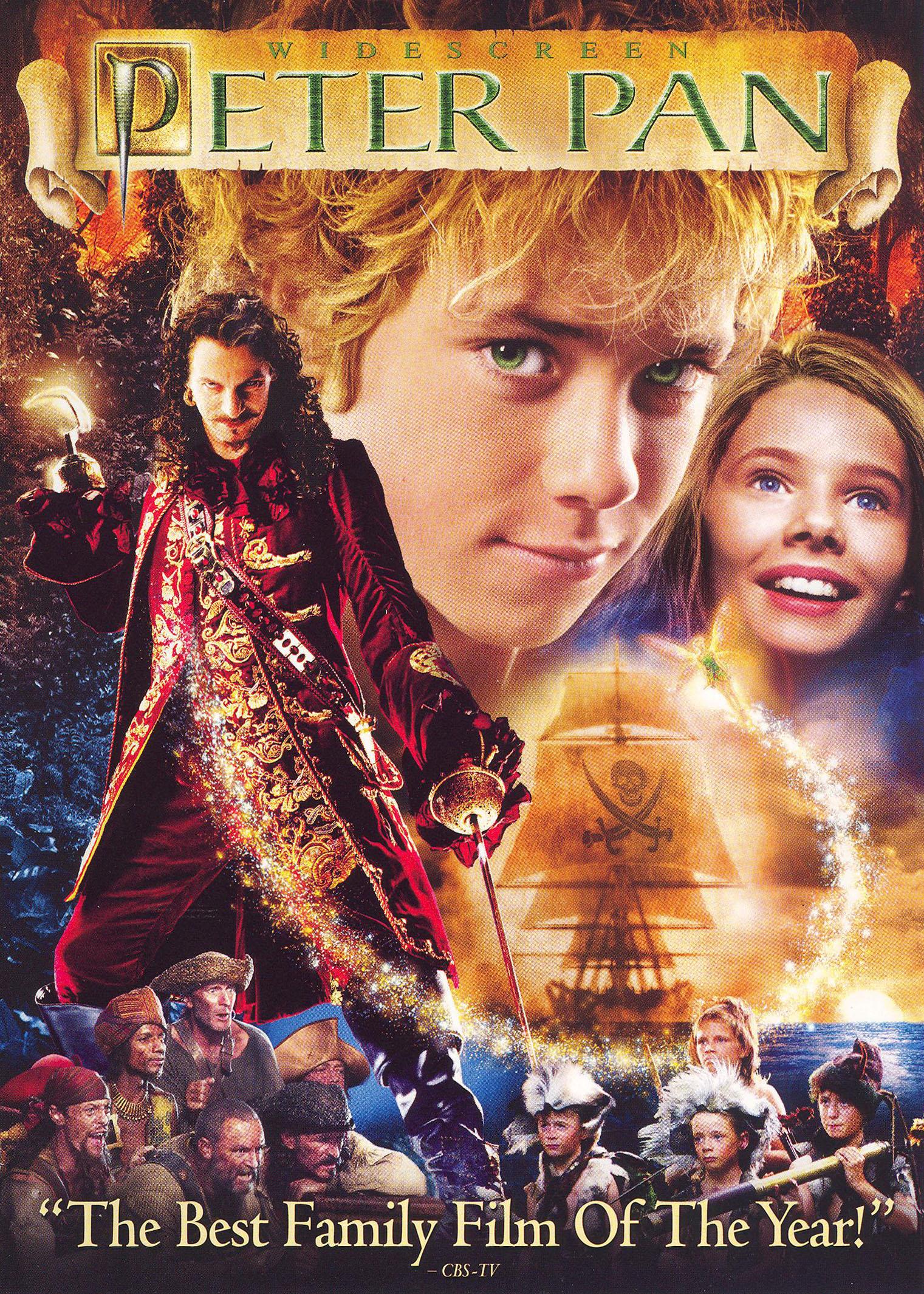 Питер Пэн / Peter Pan 2003 Фэнтези, мелодрама, приключения, семейный BDRip Dub Лицензия + Org Eng Rus Eng Sub.